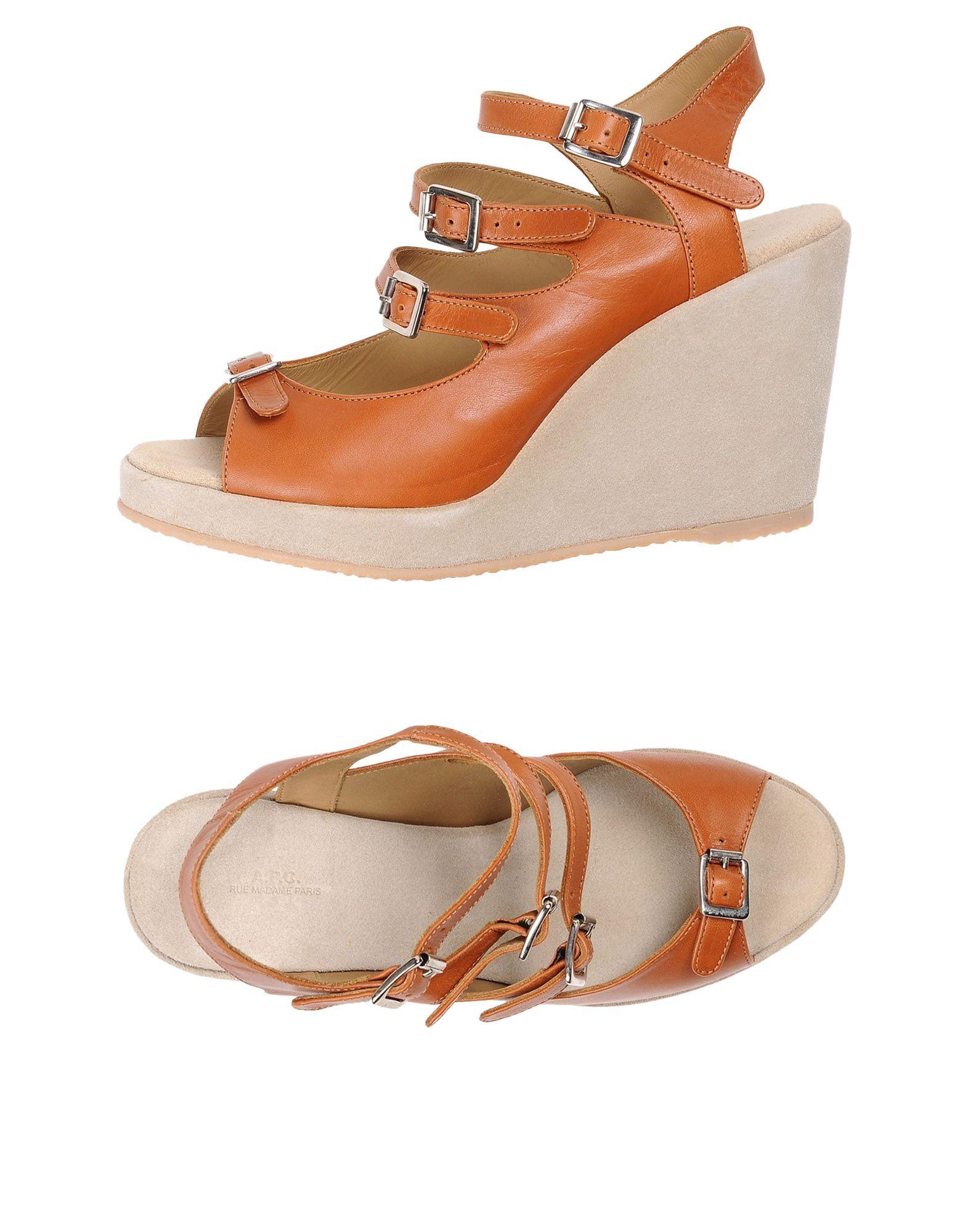 A.P.C. Sandalen Damen  11116171NB Gute Qualität beliebte Schuhe