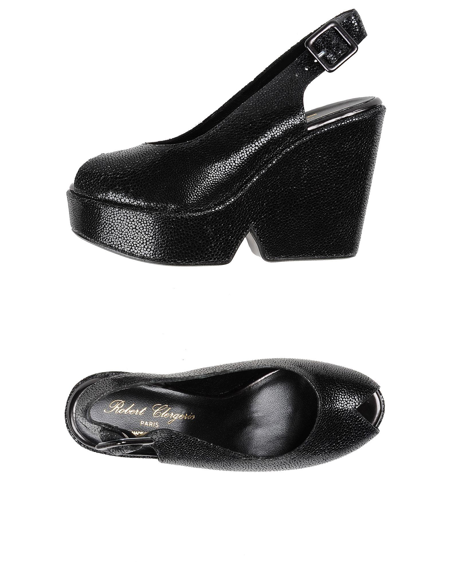 Stilvolle billige Schuhe Robert Clergerie Sandalen Damen  11116185PT