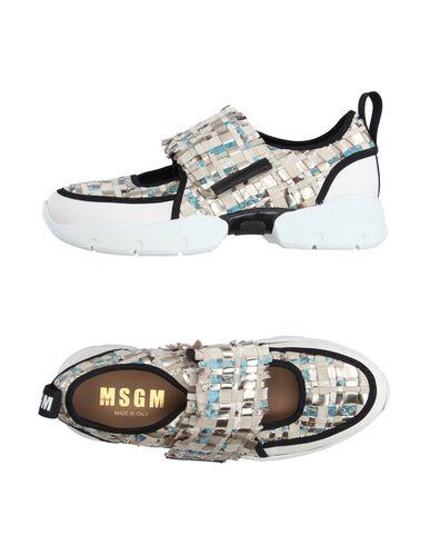 Cómodo y Zapatillas bien parecido Zapatillas Msgm Mujer - Zapatillas y Msgm Blanco f34381