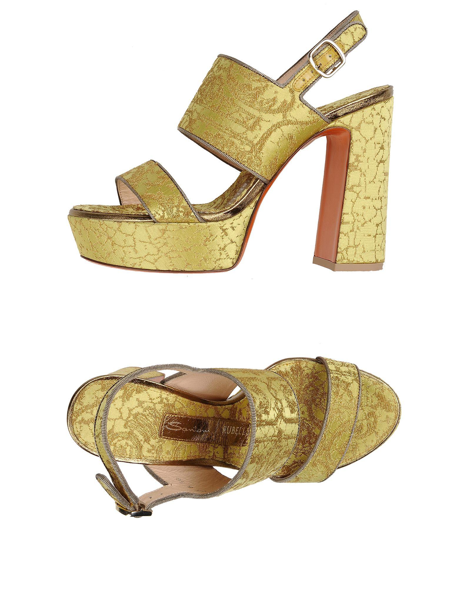 Moda Sandali Santoni Santoni Santoni Donna - 11116830LK 9e9de5