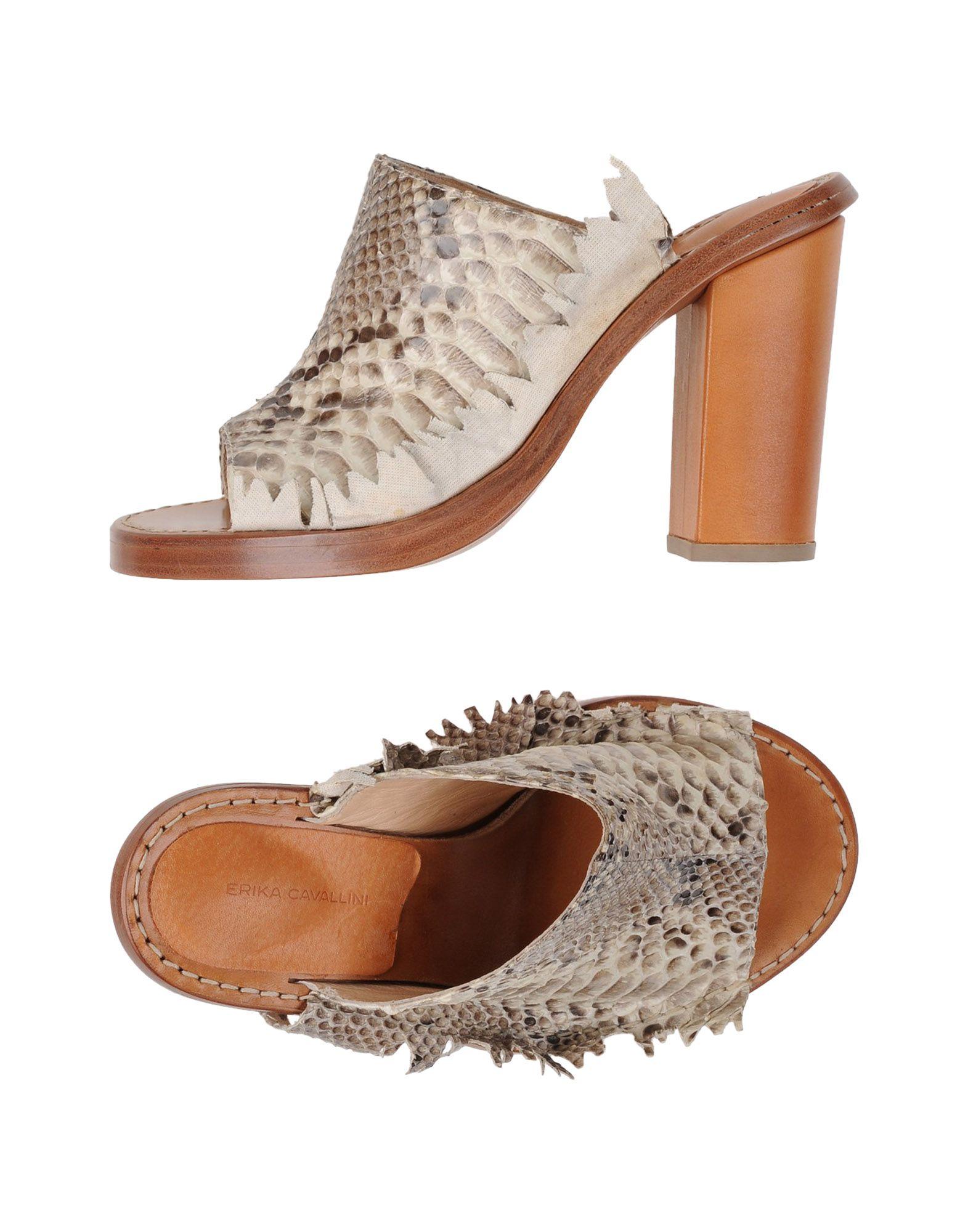 Erika Cavallini Sandalen Damen  11116957MKGünstige gut aussehende Schuhe
