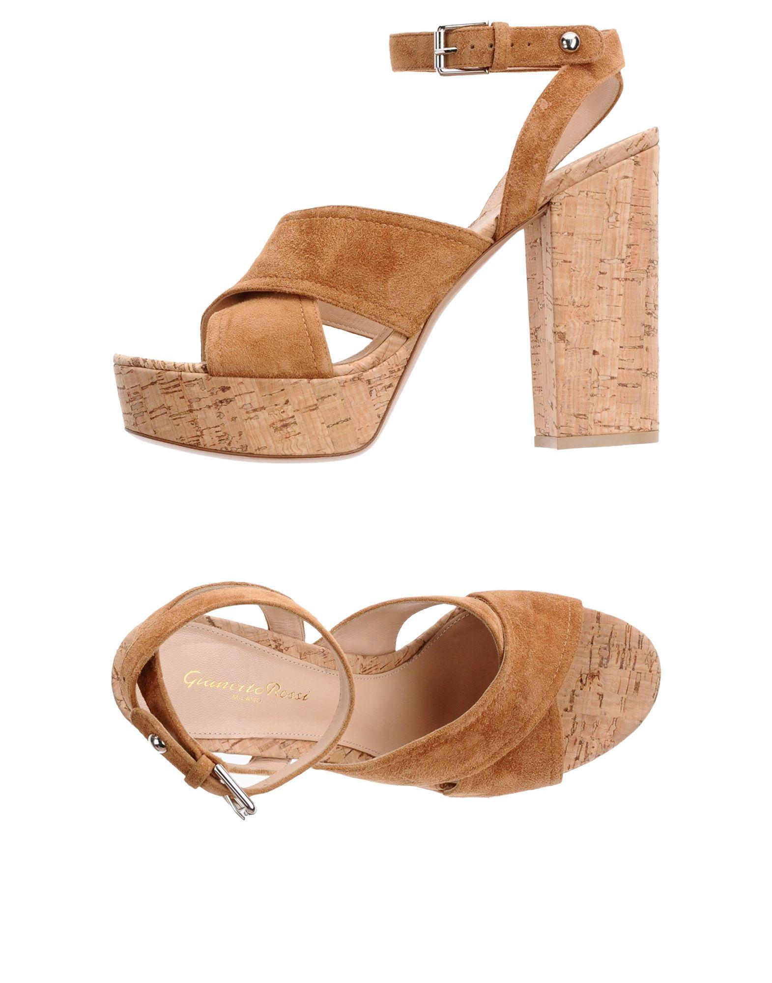 Gianvito Rossi Sandalen Damen  11117218AFGünstige gut aussehende Schuhe