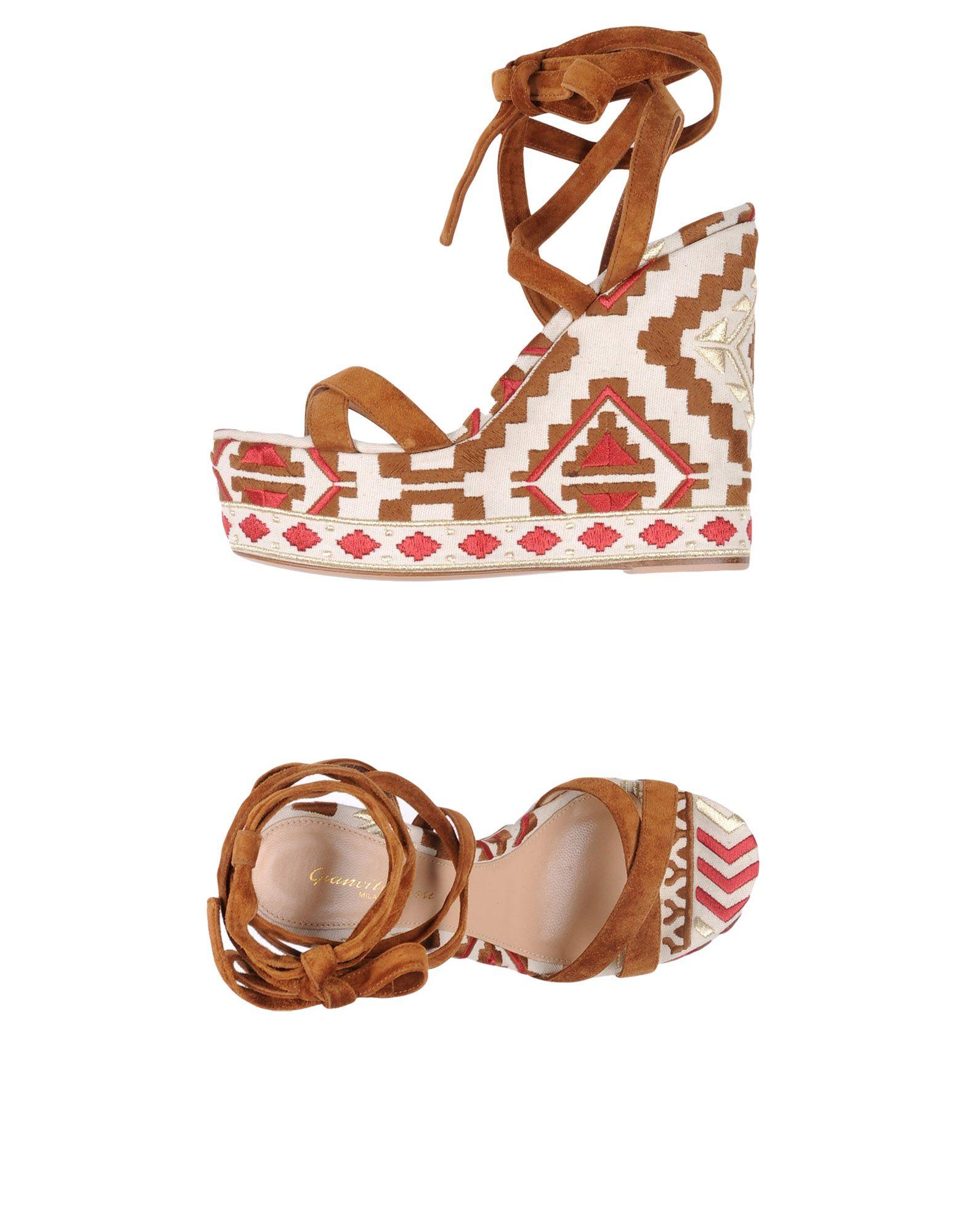 Gianvito Rossi Sandalen Damen  11117266REGünstige gut aussehende Schuhe