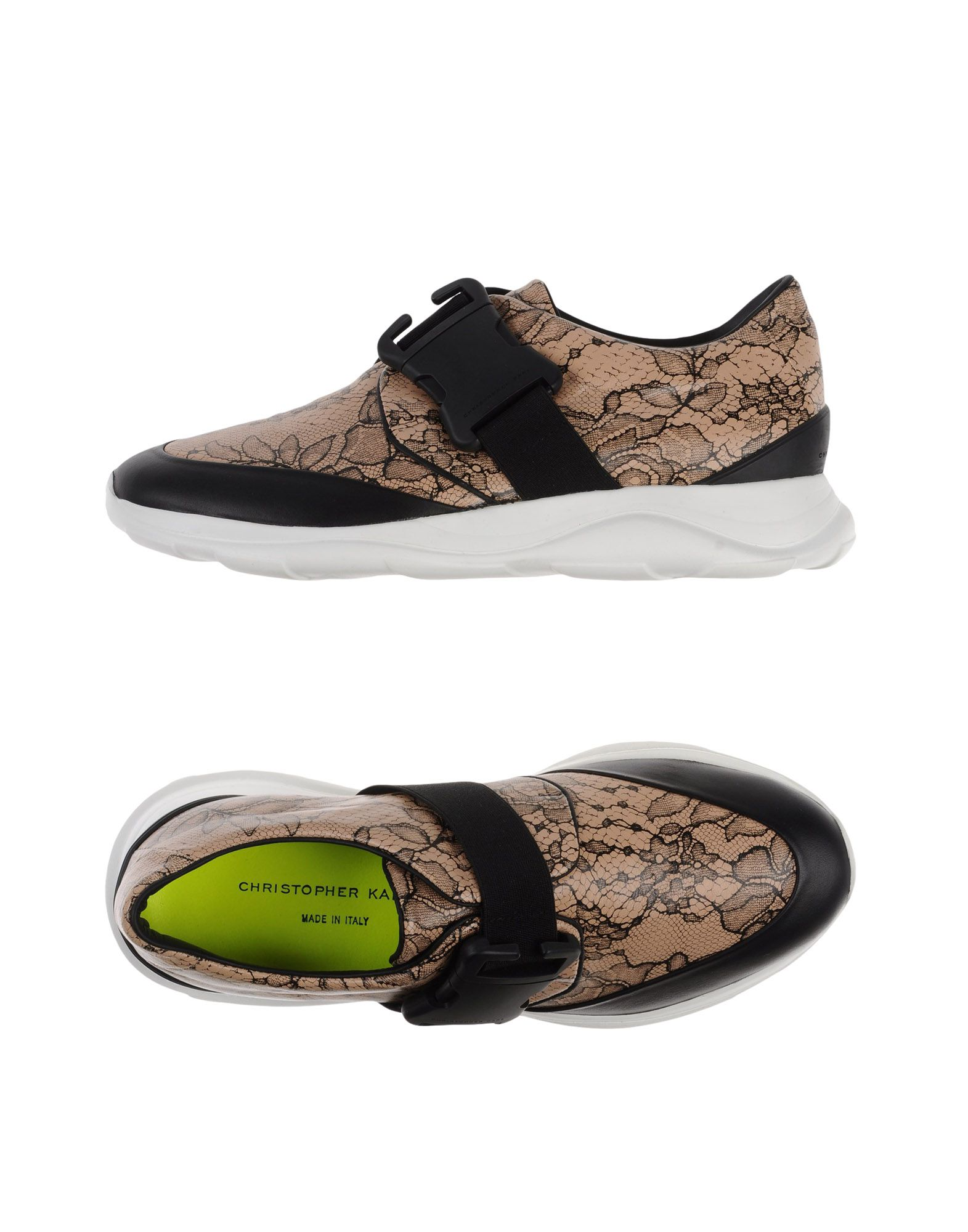 Sneakers Christopher Christopher Sneakers Kane Donna - 11117311AG aa6276