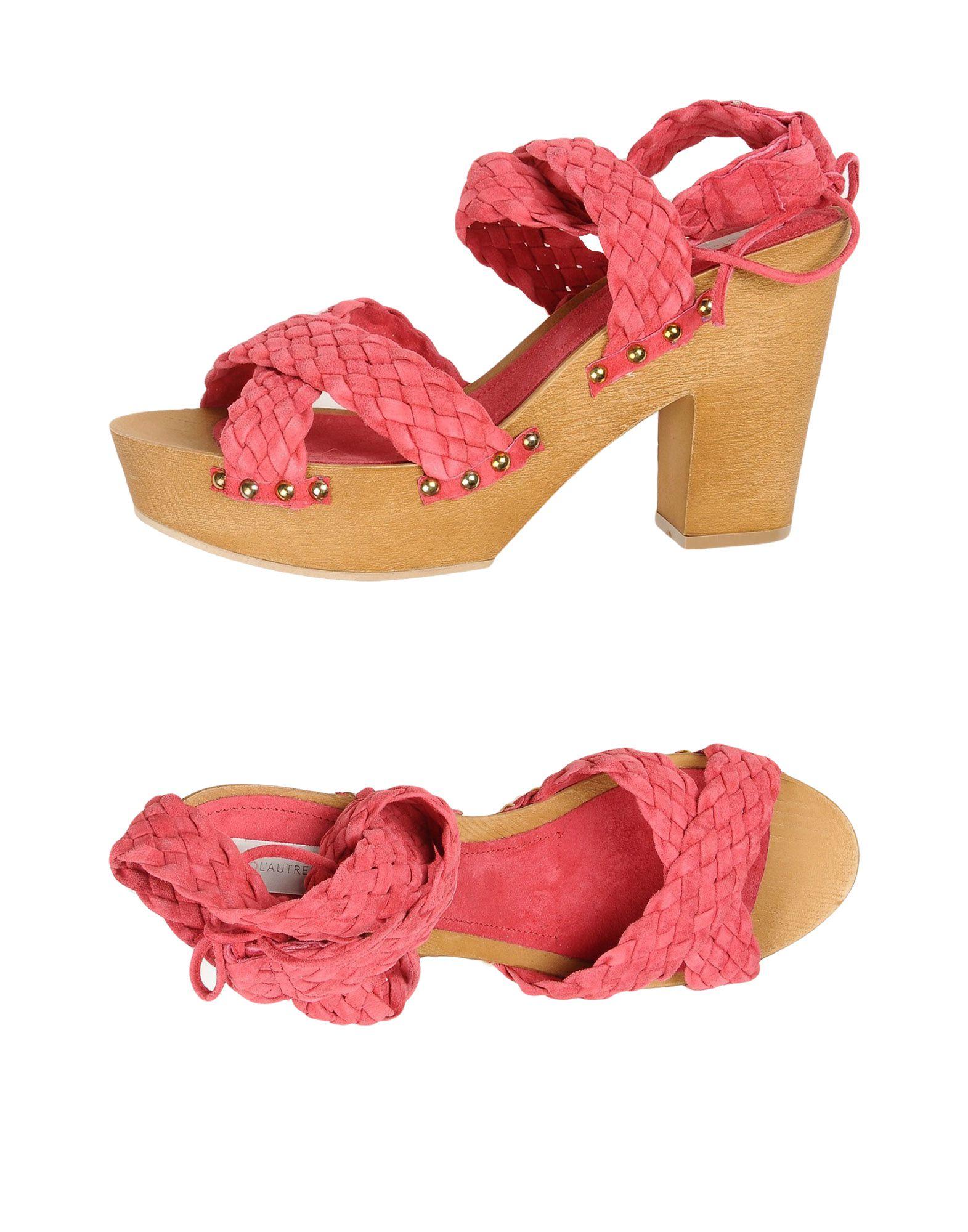 L' Autre Chose Sandalen Damen  Schuhe 11117691BD Neue Schuhe  fa1f40