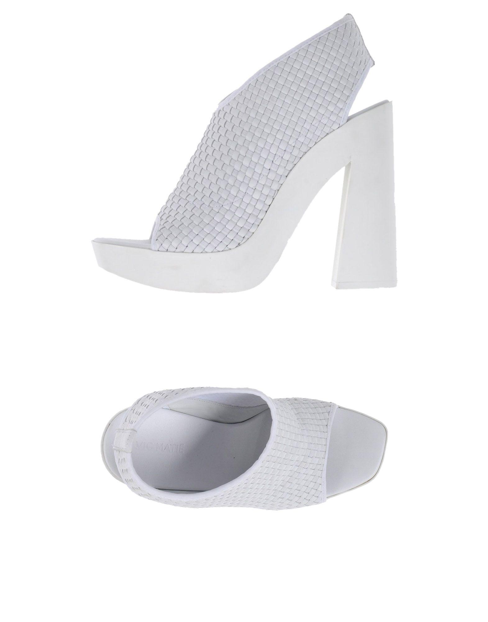 Vic Matiē Sandalen Damen  11117780MLGut aussehende strapazierfähige Schuhe