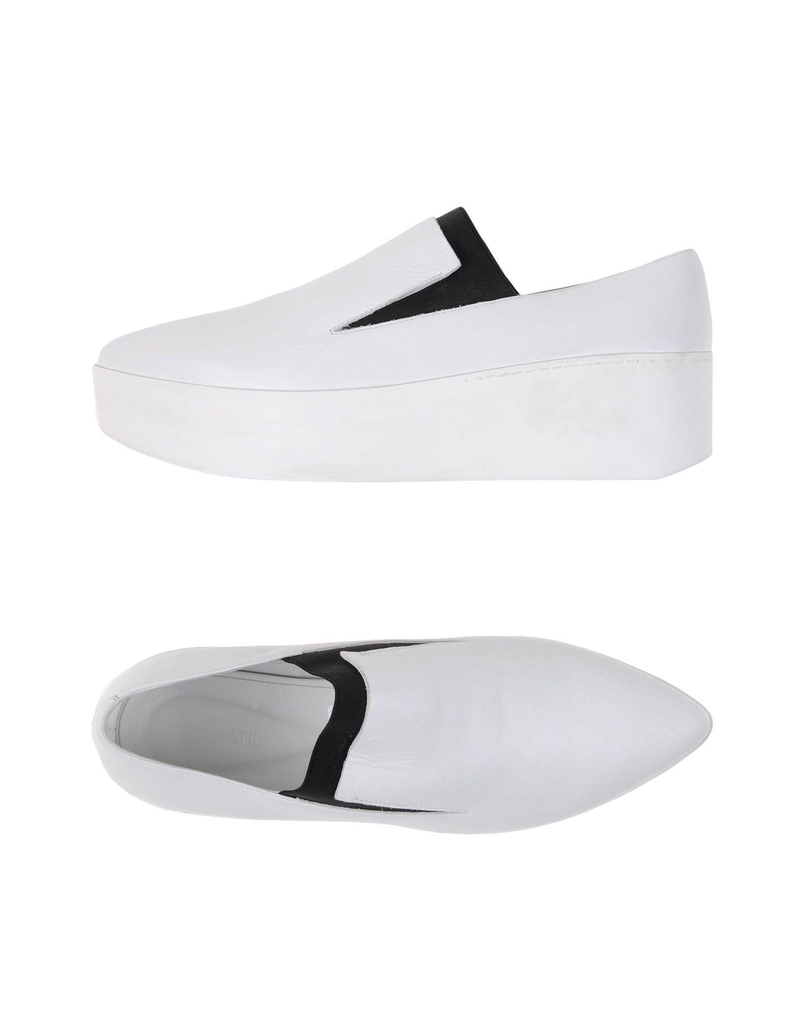 Stilvolle billige Schuhe  Vic Matiē Mokassins Damen  Schuhe 11118135RA f918c5