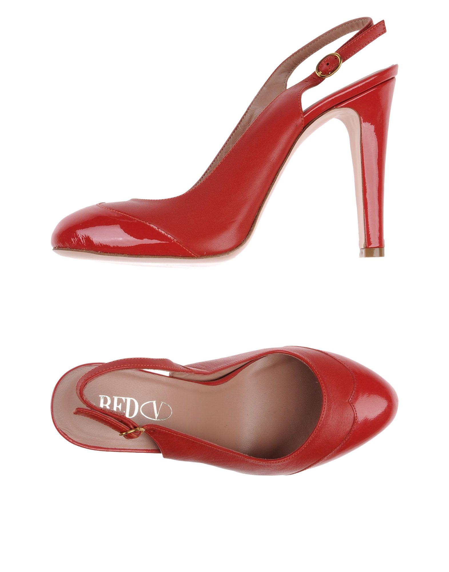 Red(V) Pumps Damen  11118347NMGut aussehende strapazierfähige Schuhe