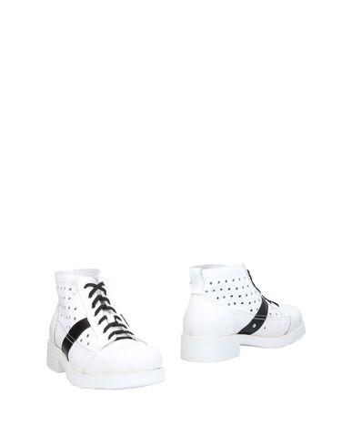Zapatos hombre de hombre Zapatos y mujer de promoción por tiempo limitado Botín O.X.S. Hombre - Botines O.X.S. - 11118375RG Blanco 8576a5
