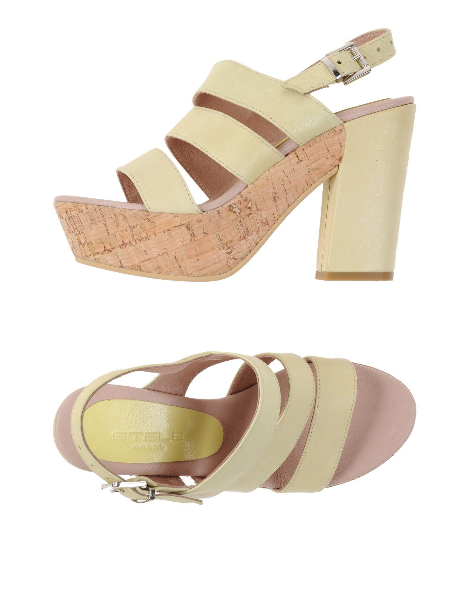 Stele Sandalen Damen  11118437UV Gute Qualität beliebte Schuhe