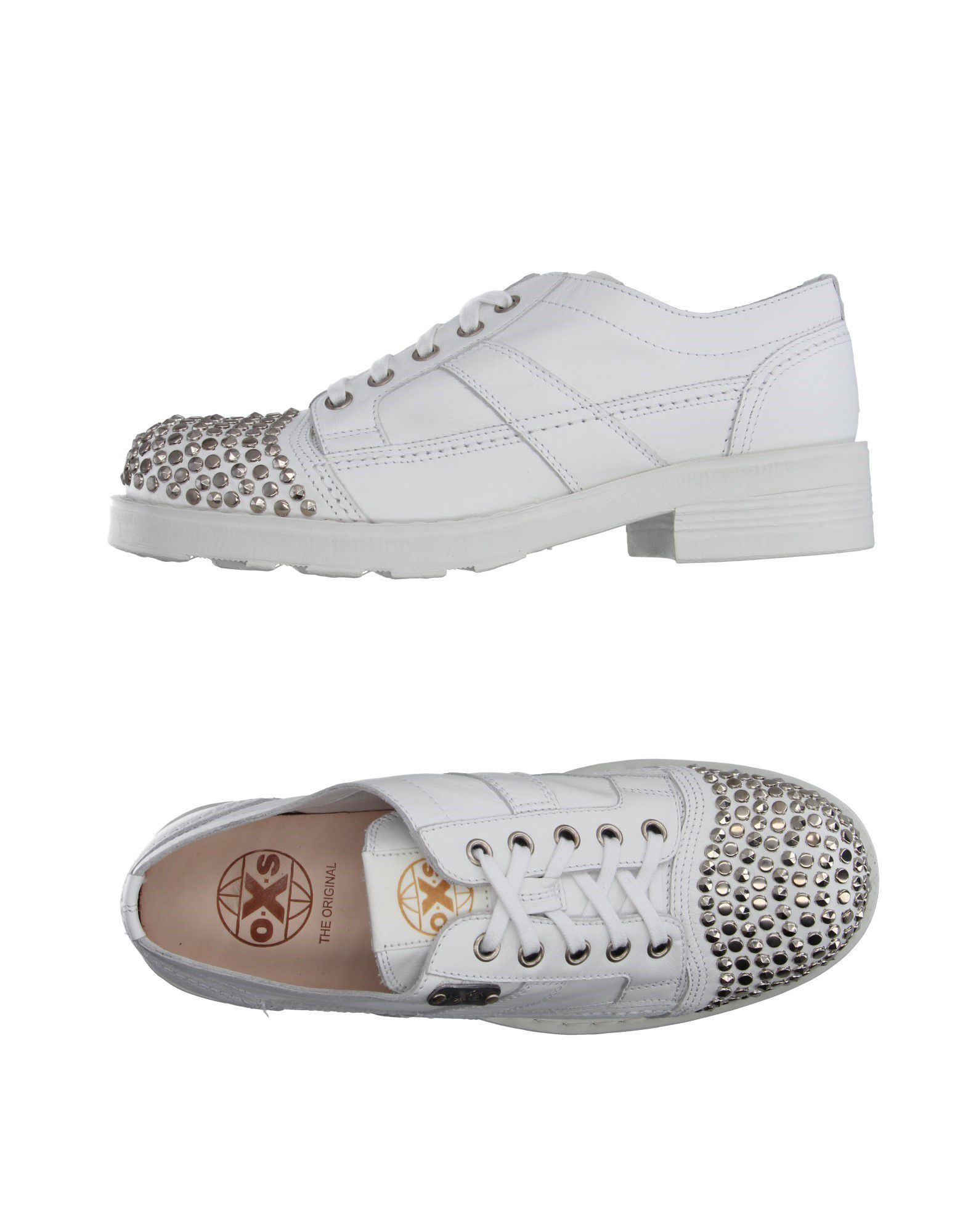 Stilvolle billige Schuhe O.X.S.  Schnürschuhe Damen  O.X.S. 11118500HM 01a9b0