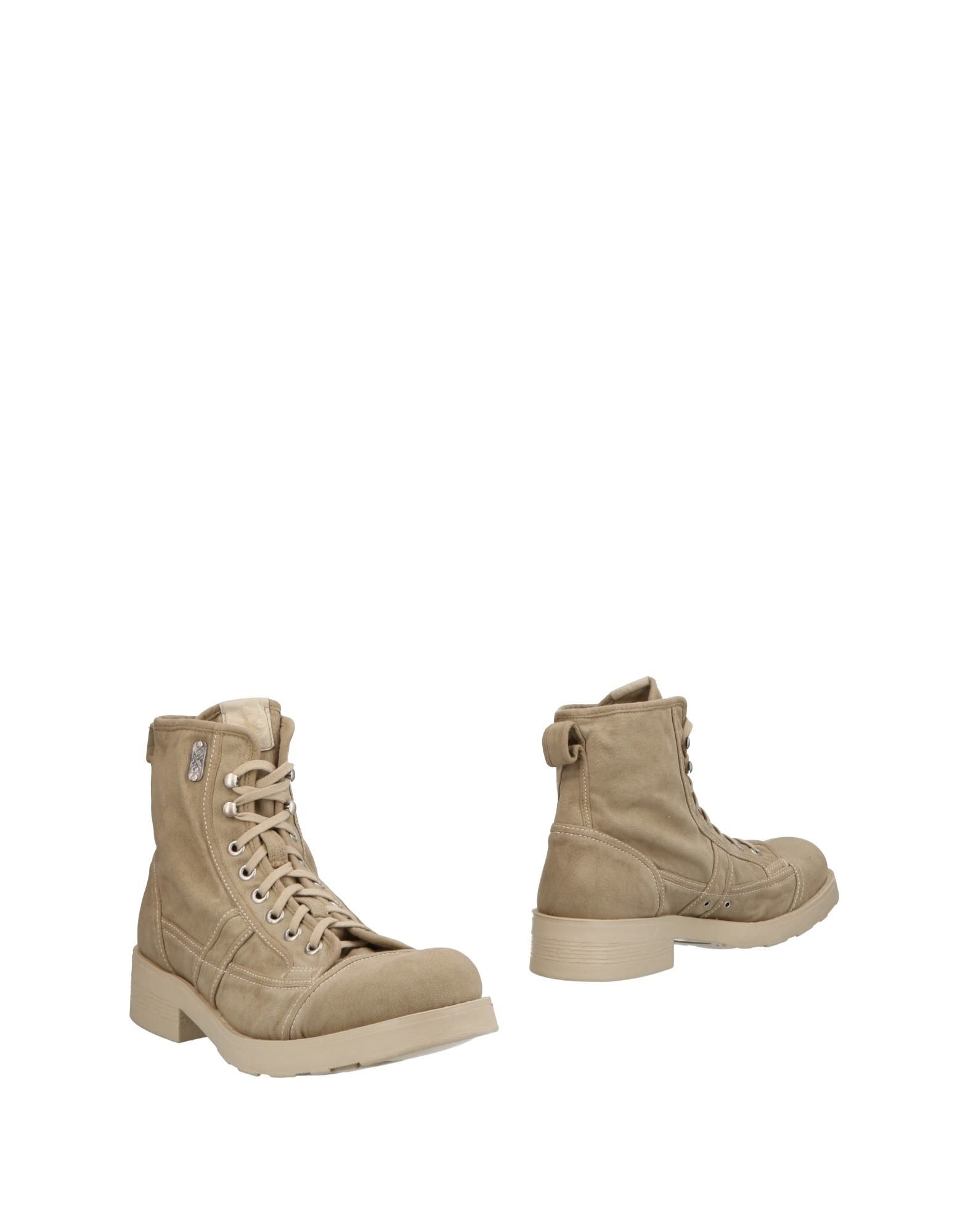 Rabatt echte Schuhe O.X.S. Stiefelette Herren  11118548CI