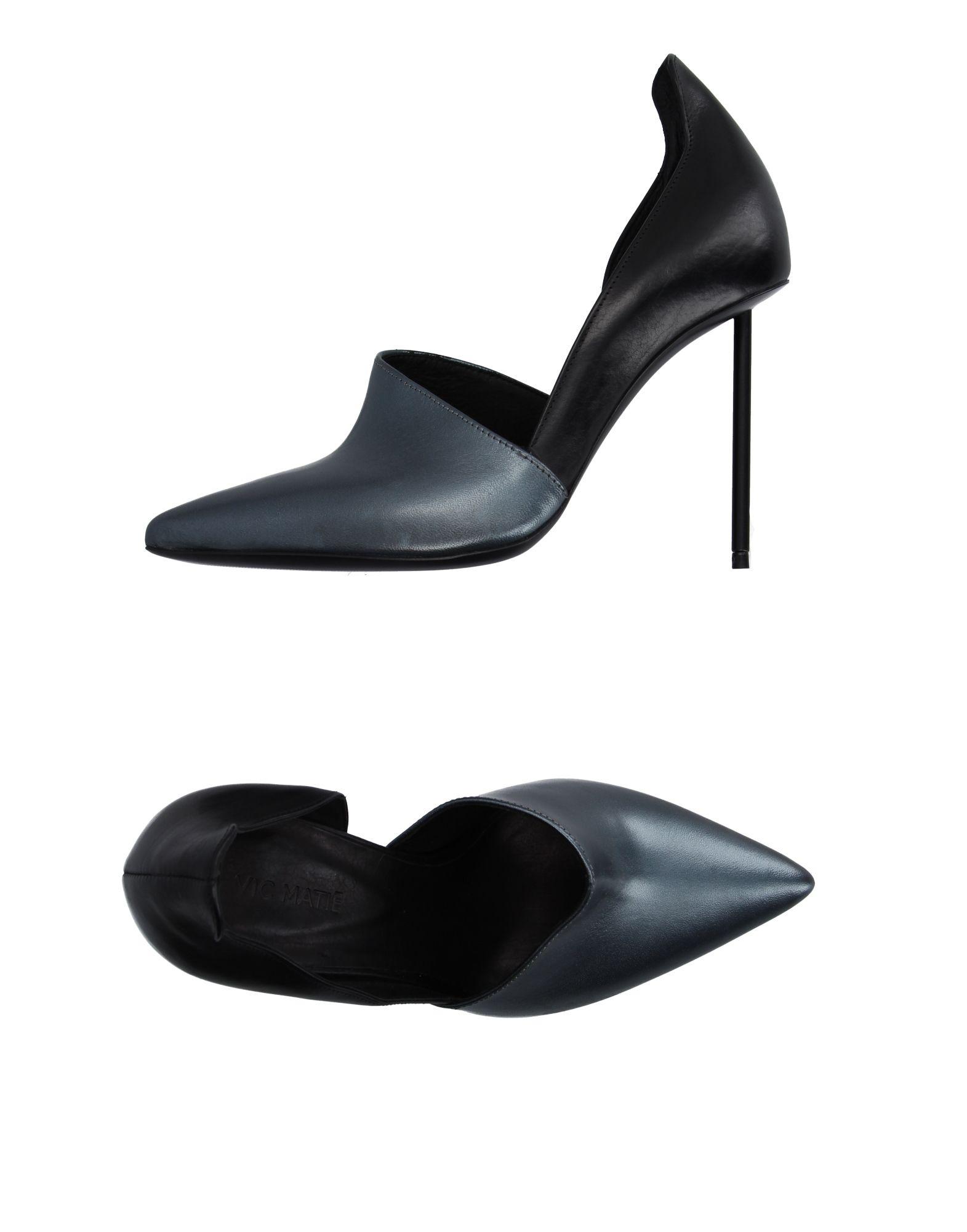 Vic Matiē Pumps Damen  11118740KMGut aussehende strapazierfähige Schuhe