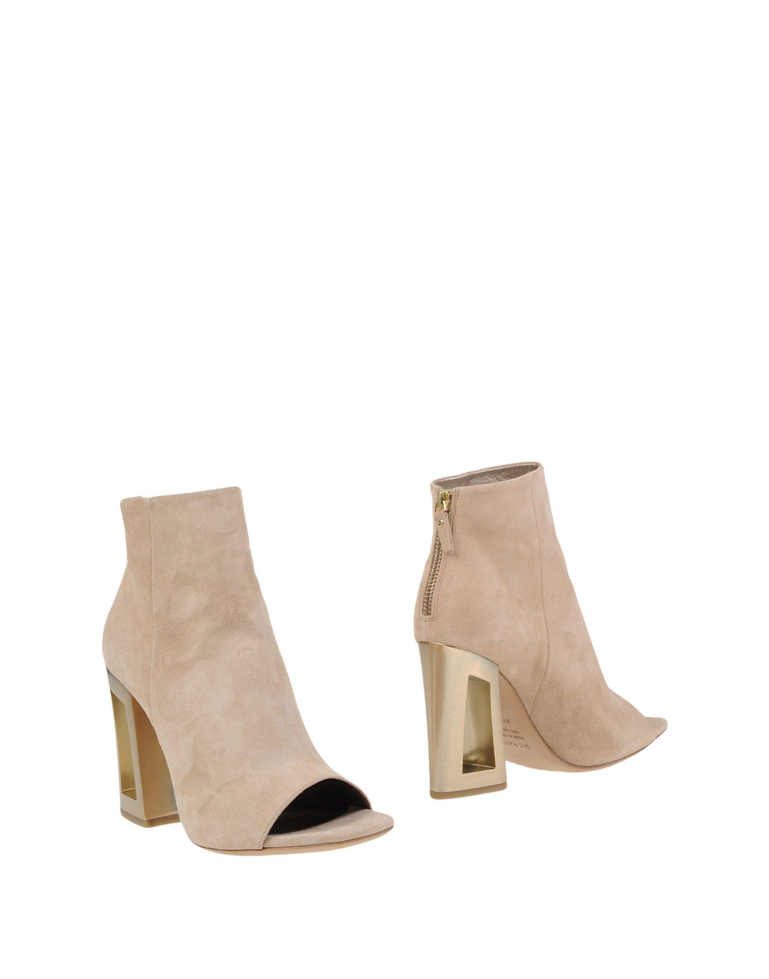 Vic Matiē Stiefelette Damen  Schuhe 11118785XQGut aussehende strapazierfähige Schuhe  256792