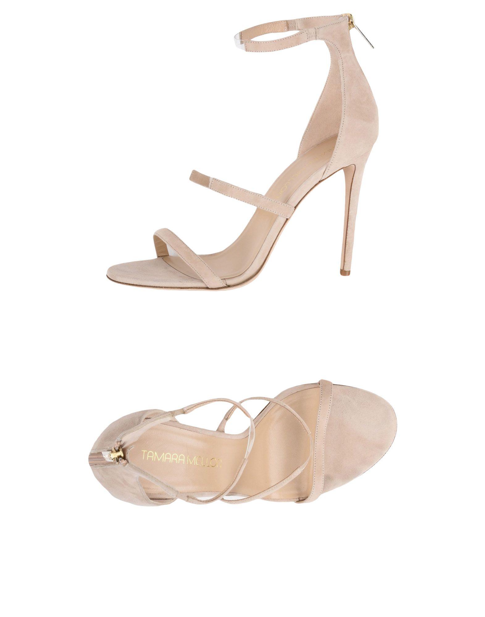 Tamara Mellon Sandalen Sandalen Sandalen Damen  11119221ED Beliebte Schuhe 1666ae