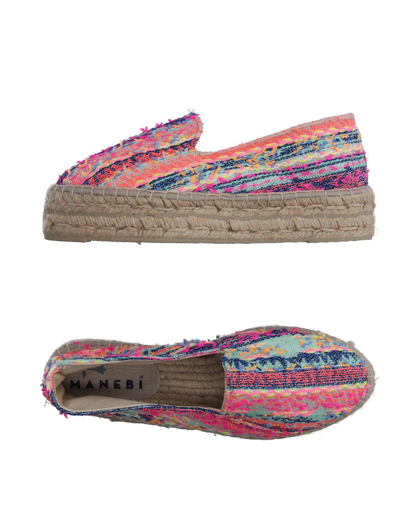 Manebí Espadrilles Gute Damen  11119290OQ Gute Espadrilles Qualität beliebte Schuhe ab0458