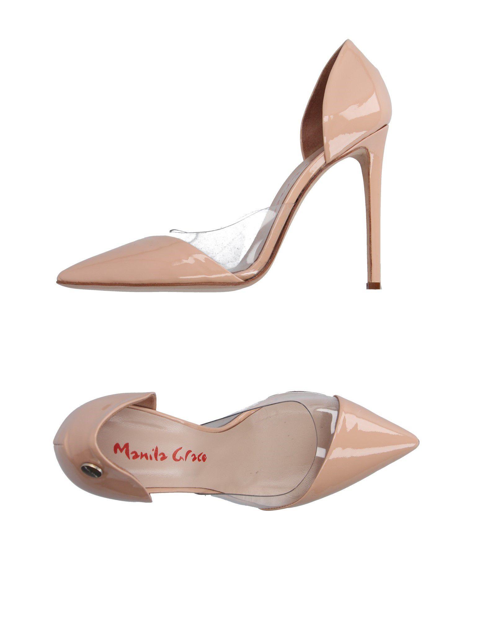 Stilvolle billige Damen Schuhe Manila Grace Pumps Damen billige  11119329ST b5ed00