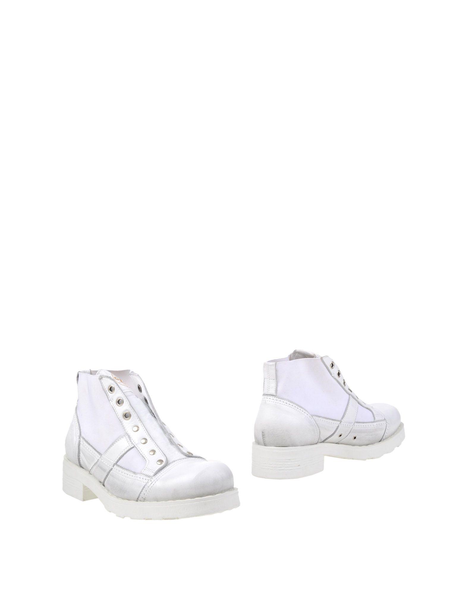 Stilvolle billige Schuhe O.X.S. Stiefelette Damen  11119496VX