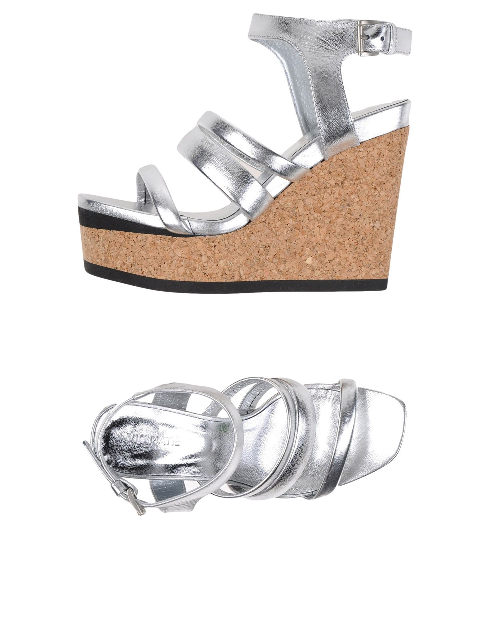 f4029feb0dde Vic Matiē Sandals - Women Vic Matiē Sandals online on YOOX United ...
