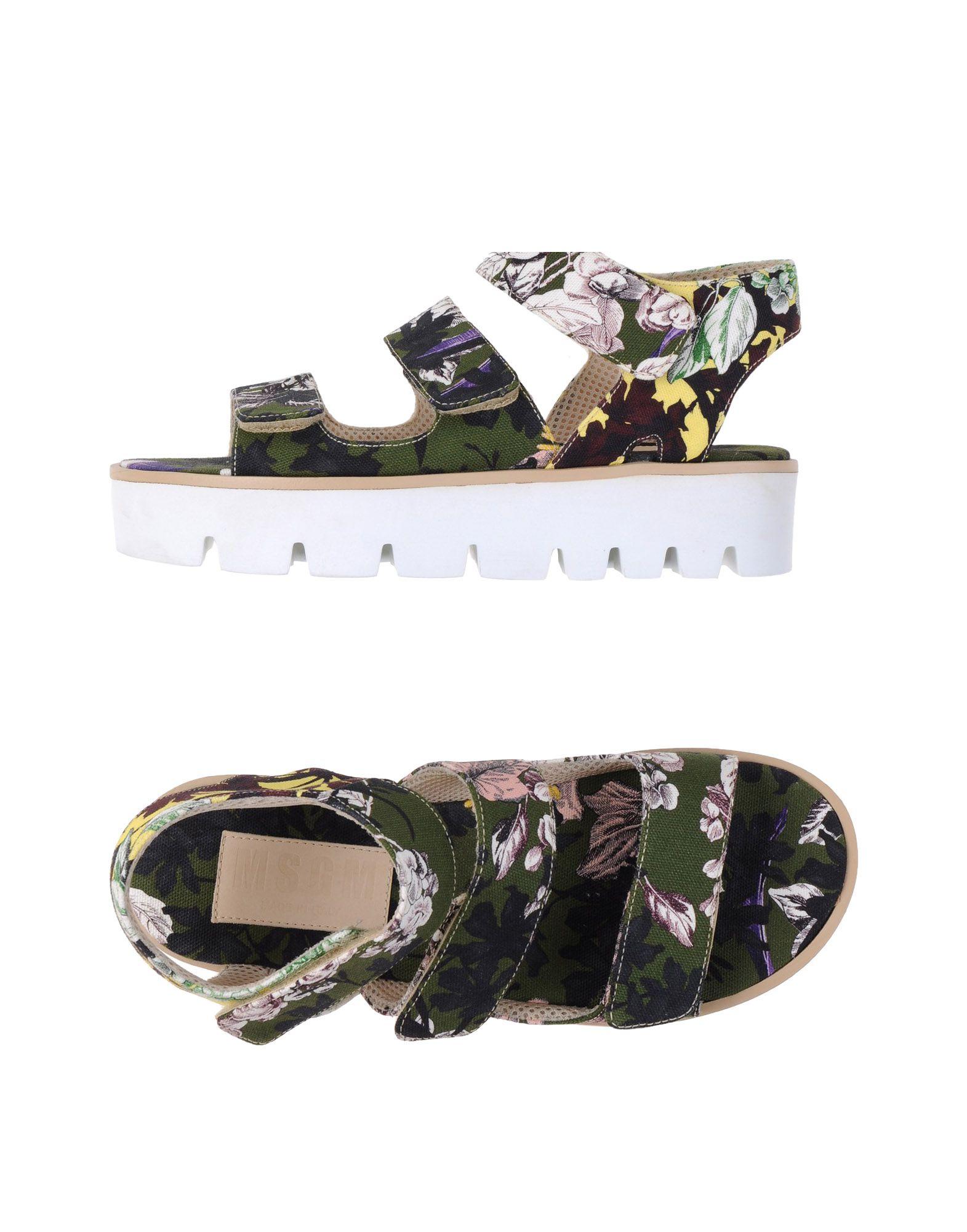Rabatt  Schuhe Msgm Sandalen Damen  Rabatt 11119743TQ bec82d