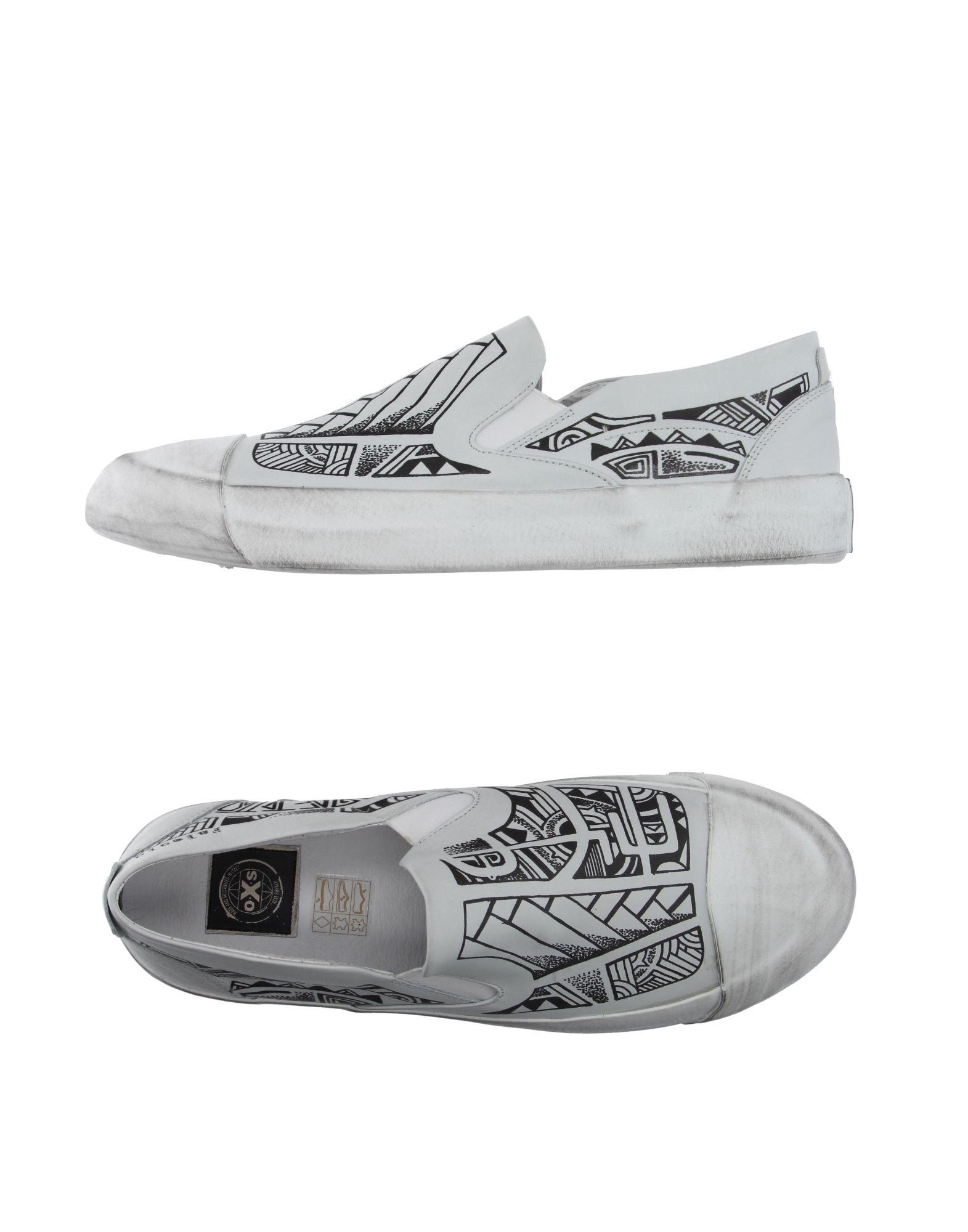 Rabatt echte Schuhe O.X.S.  Sneakers Herren  O.X.S. 11119783XA 94e6d9