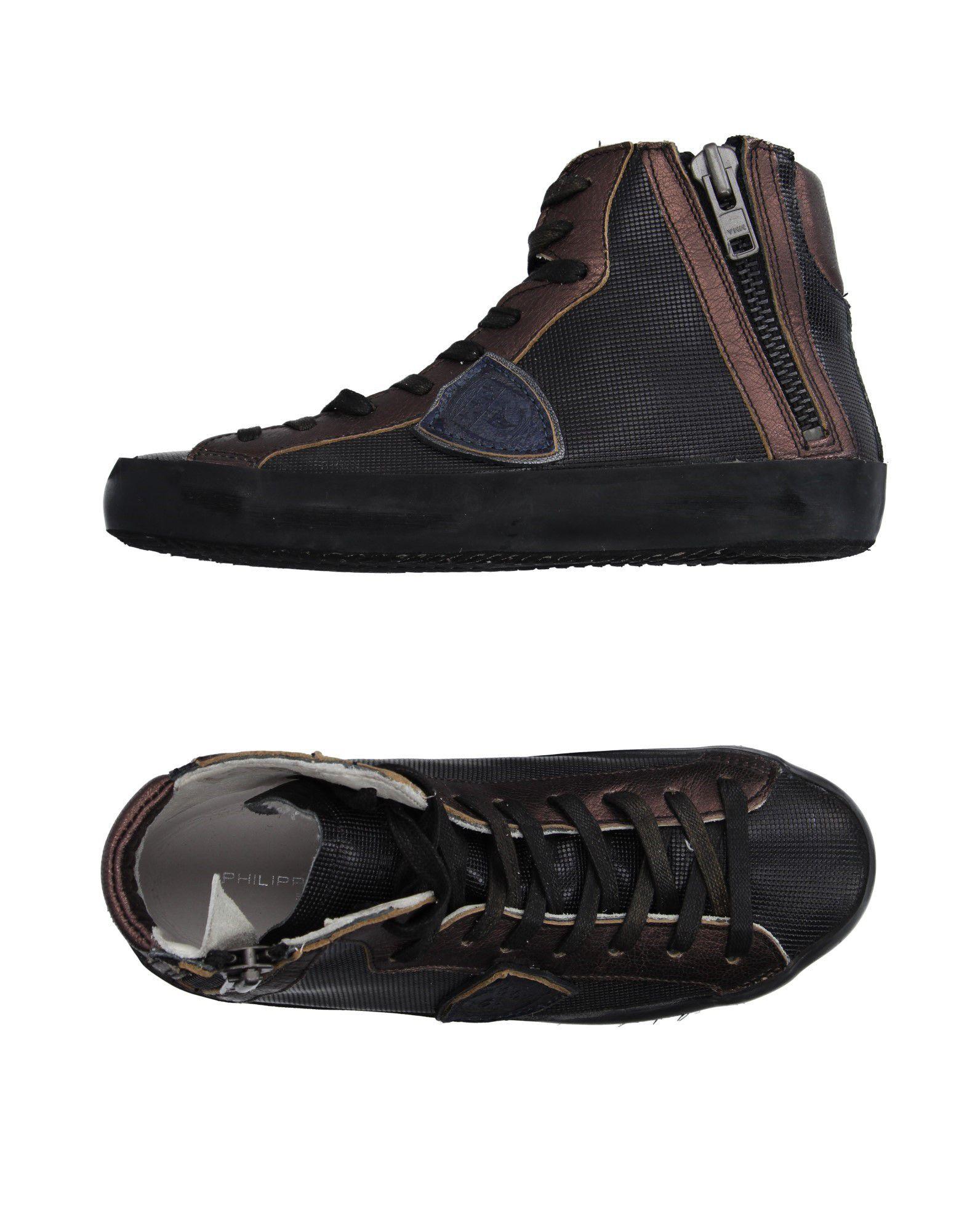 Philippe Philippe Philippe Model Turnschuhes Damen 11119998CRGut aussehende strapazierfähige Schuhe 061043