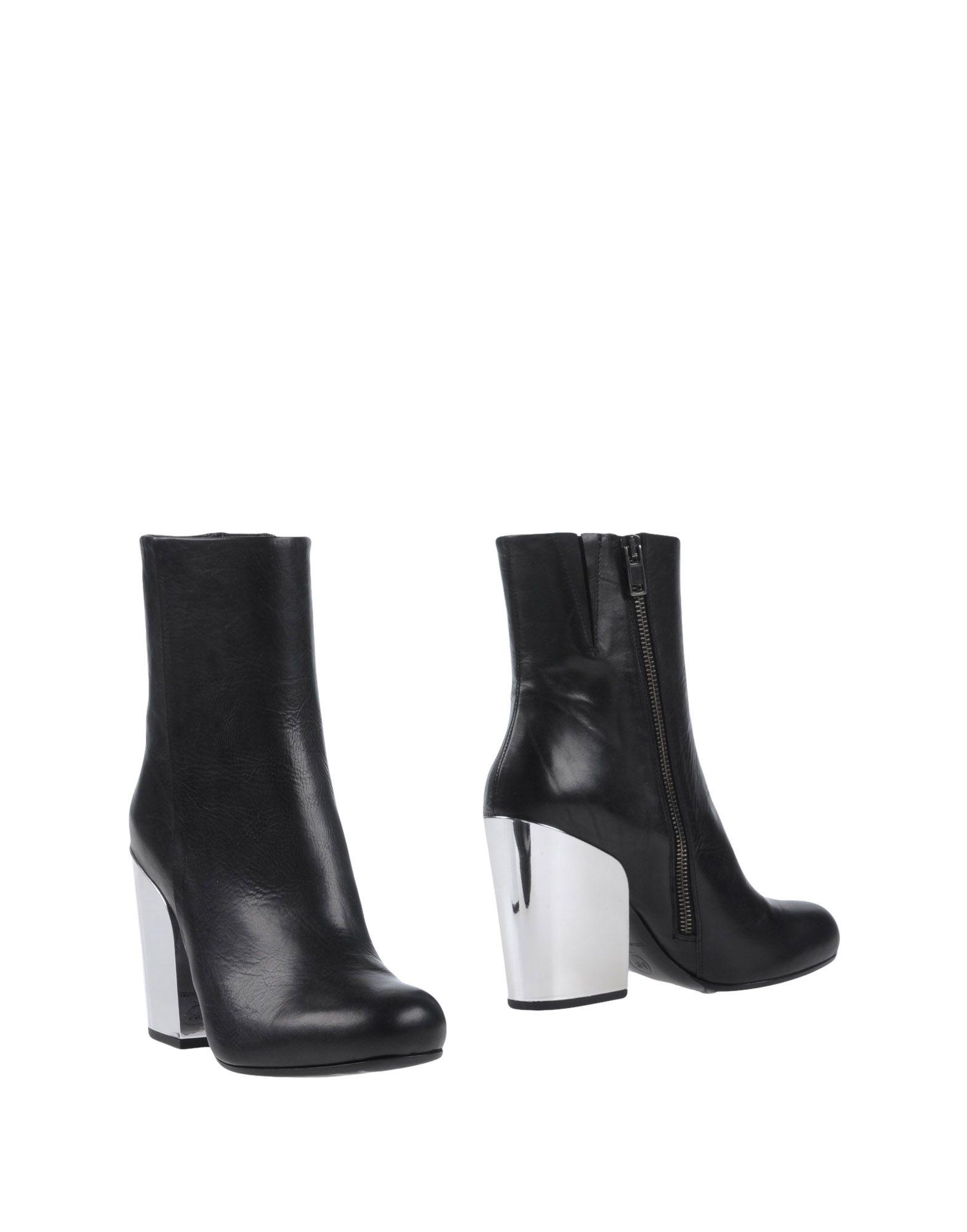 Rabatt Schuhe Mcq Alexander Mcqueen Stiefelette Damen  11120133UU