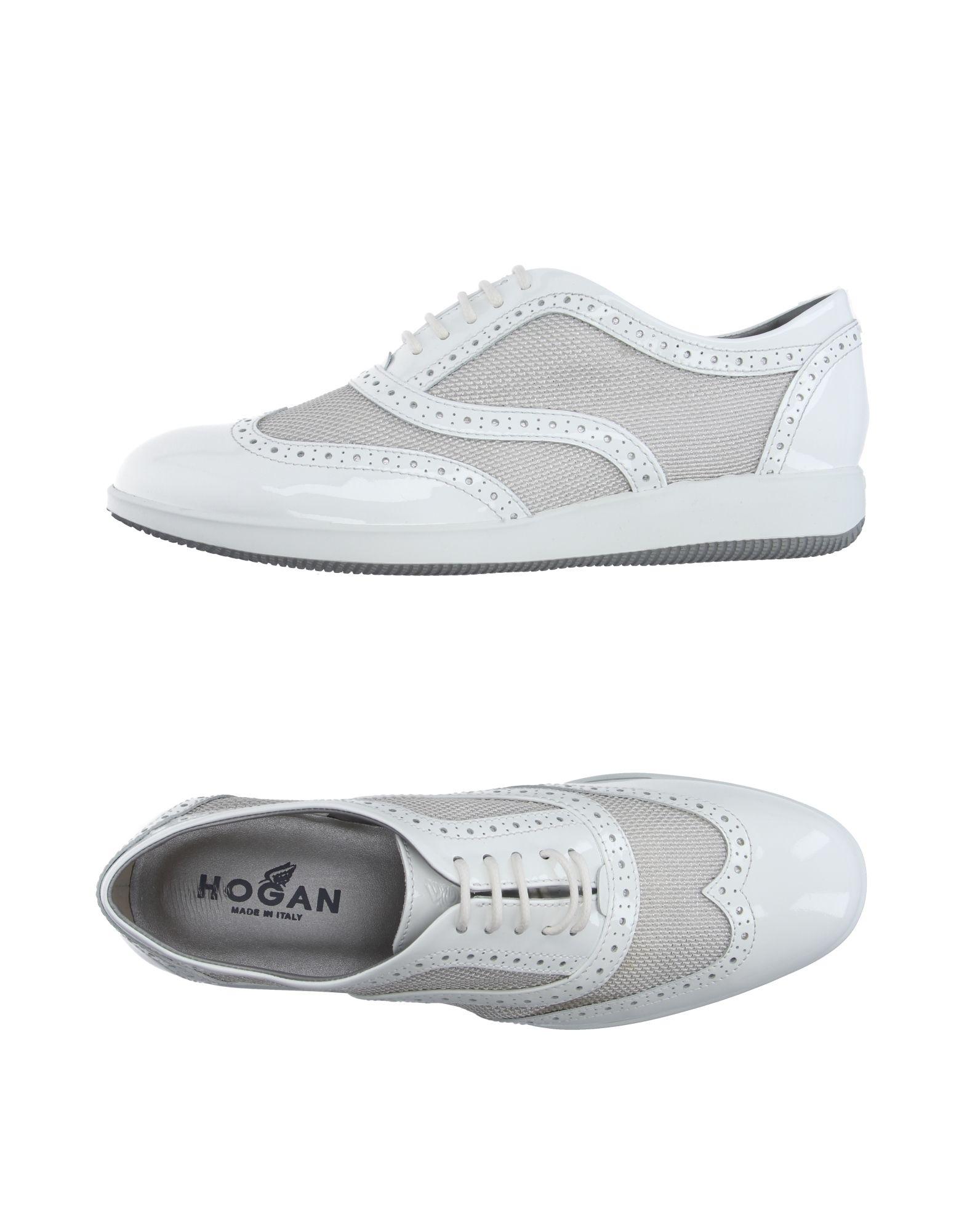 Haltbare Mode billige Schuhe Hogan Schnürschuhe Damen  11120358WI Heiße Schuhe