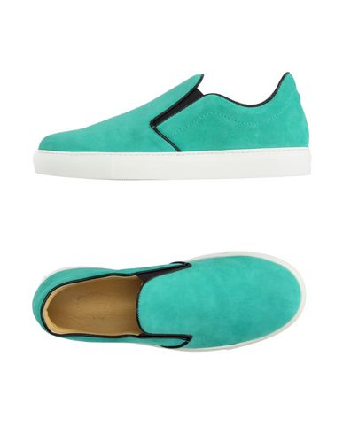 MR.HARE Sneakers in Emerald Green