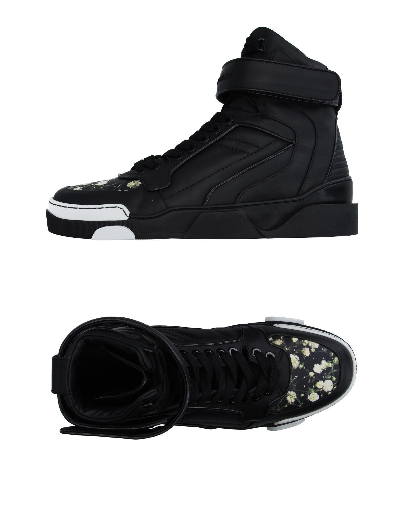 Sneakers Givenchy Homme - Sneakers Givenchy  Noir Remise de marque