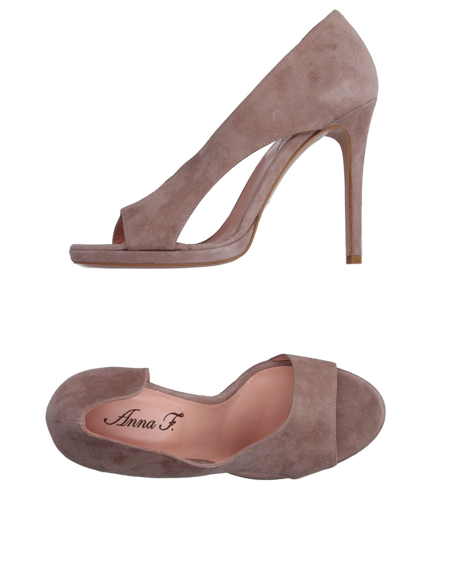 Gut um billige Schuhe zu tragenAnna F. Sandalen Damen  11121347JP