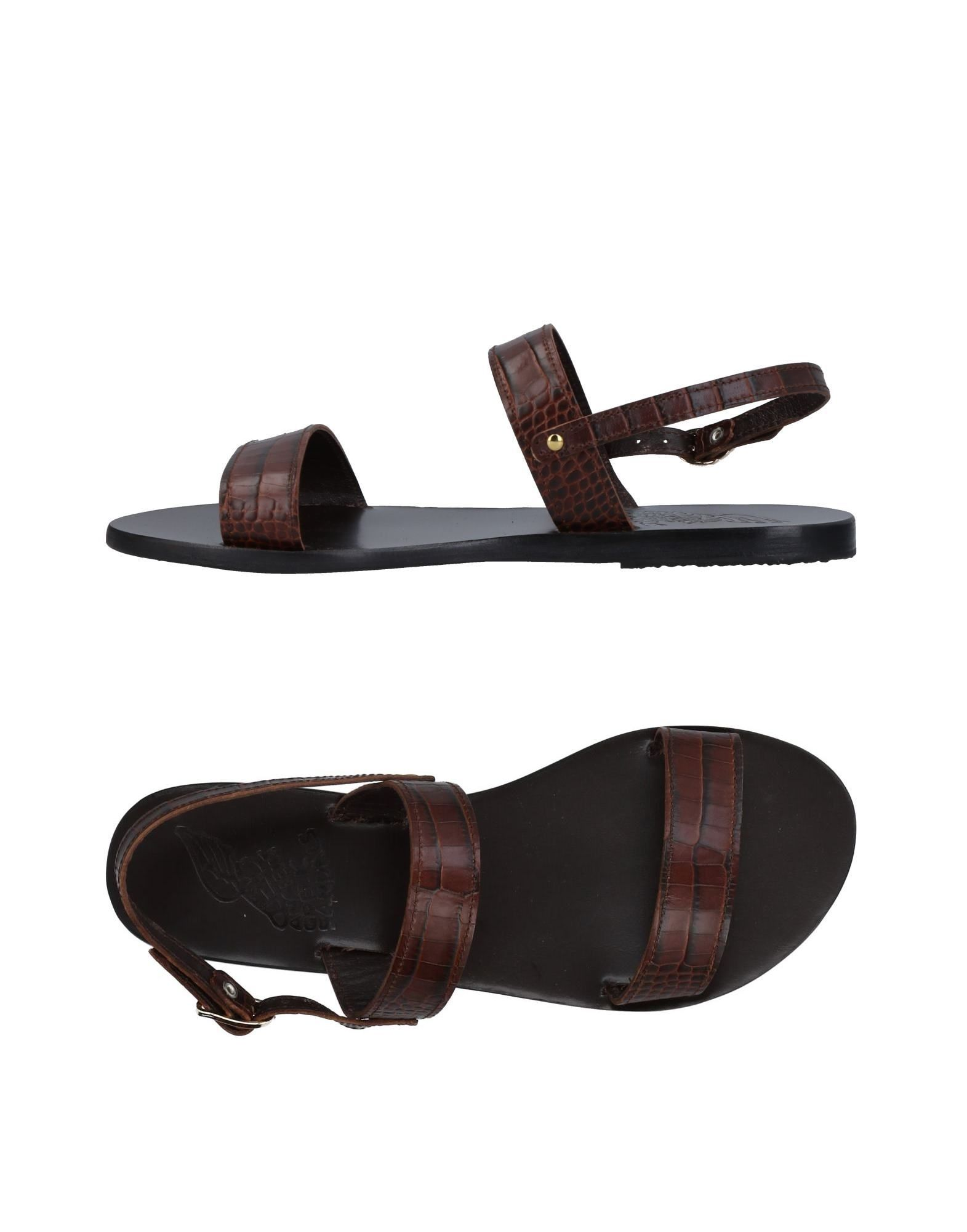 Gut tragenAncient um billige Schuhe zu tragenAncient Gut Greek Sandals Sandalen Damen  11121527HA 2ca9f1