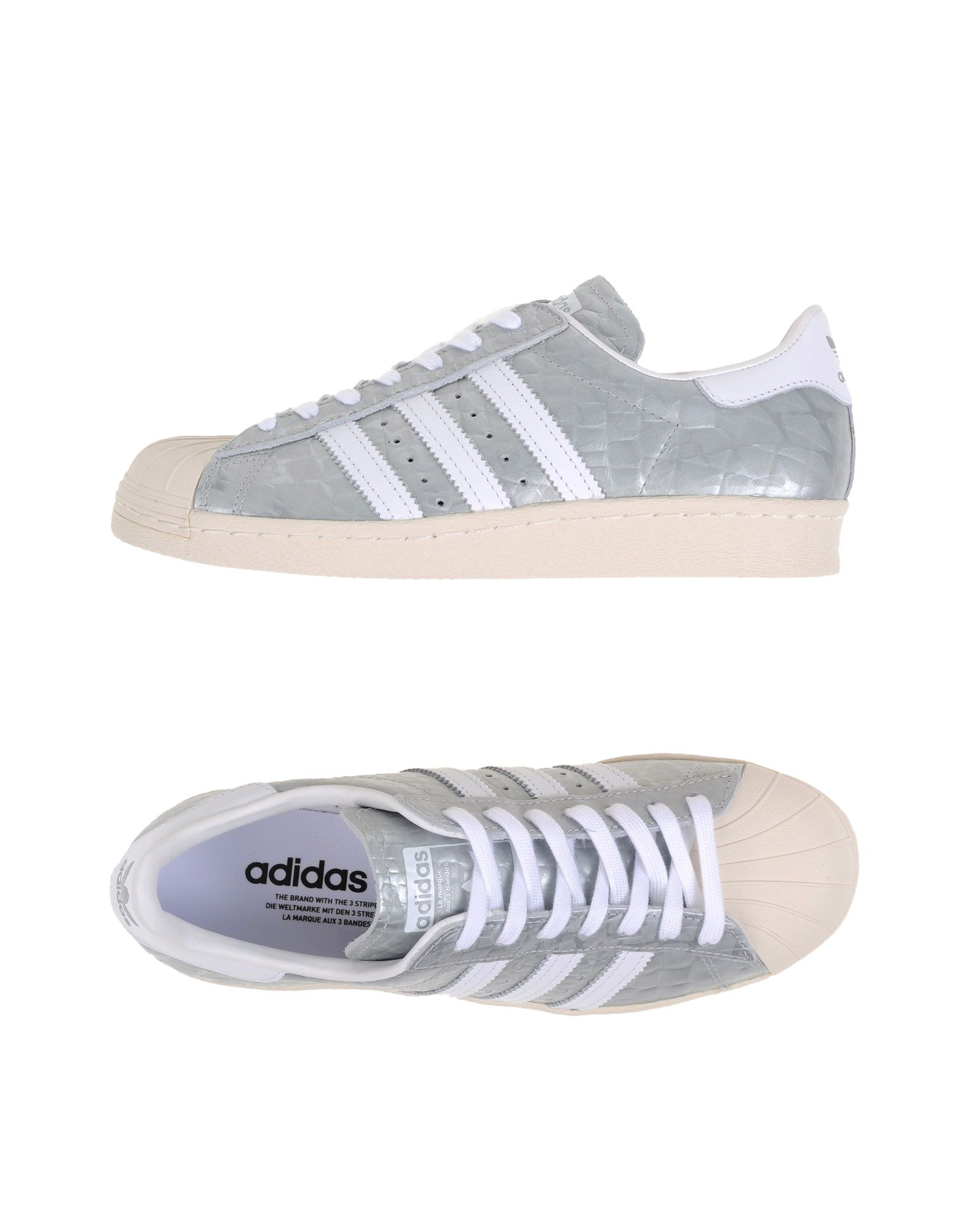 Sneakers Adidas Originals Superstar 80S W - Donna - 11121790EB