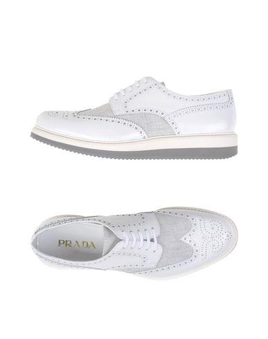 Liquidación de temporada Zapato De Cordones Prada Cordones Hombre - Zapatos De Cordones Prada Prada - 11121847JR Azul marino 899d58