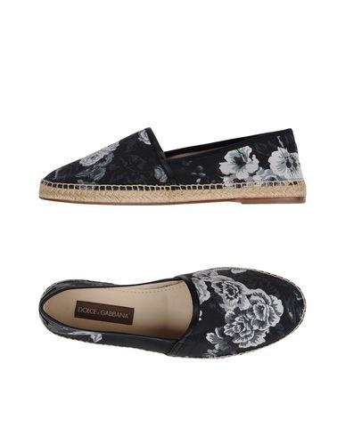 Zapatos con Gabbana descuento Espadrilla Dolce & Gabbana con Hombre - Espadrillas Dolce & Gabbana - 11121869QE Gris marengo 0618e3