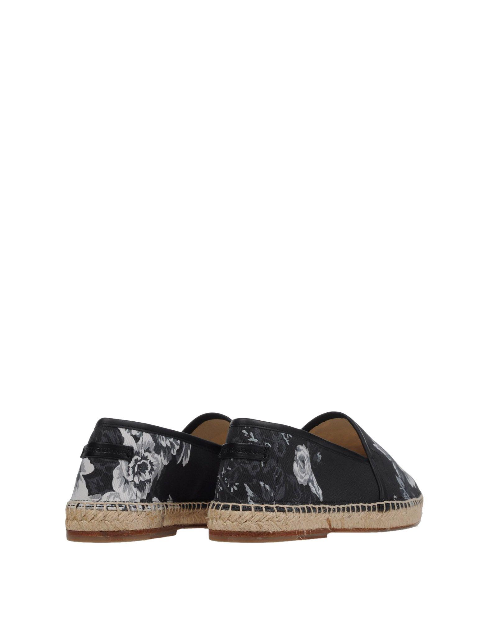 Dolce & Gabbana Espadrilles Herren  11121869QE Gute Qualität beliebte Schuhe
