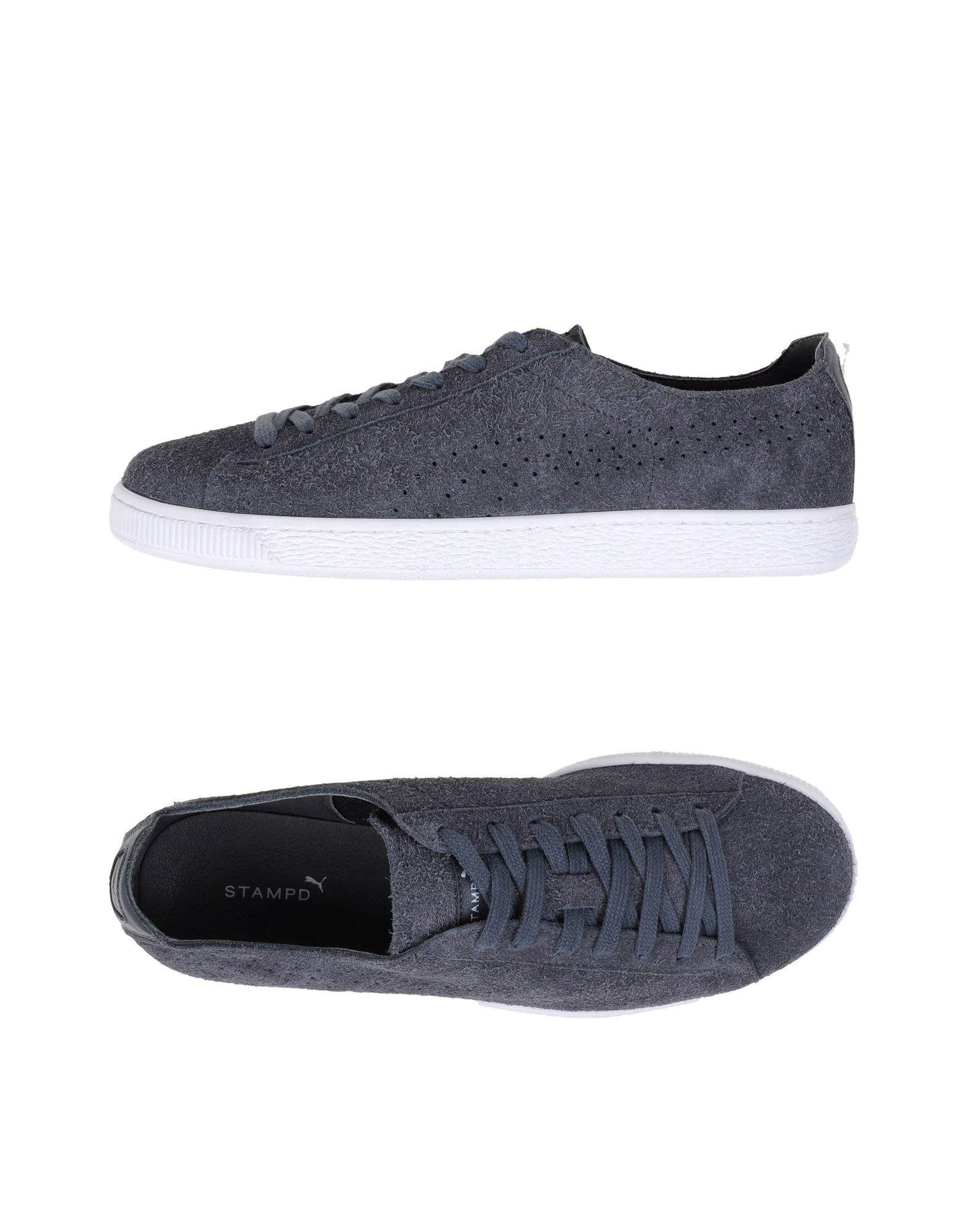 Rabatt echte Schuhe Stampd X Puma States  11122116FD