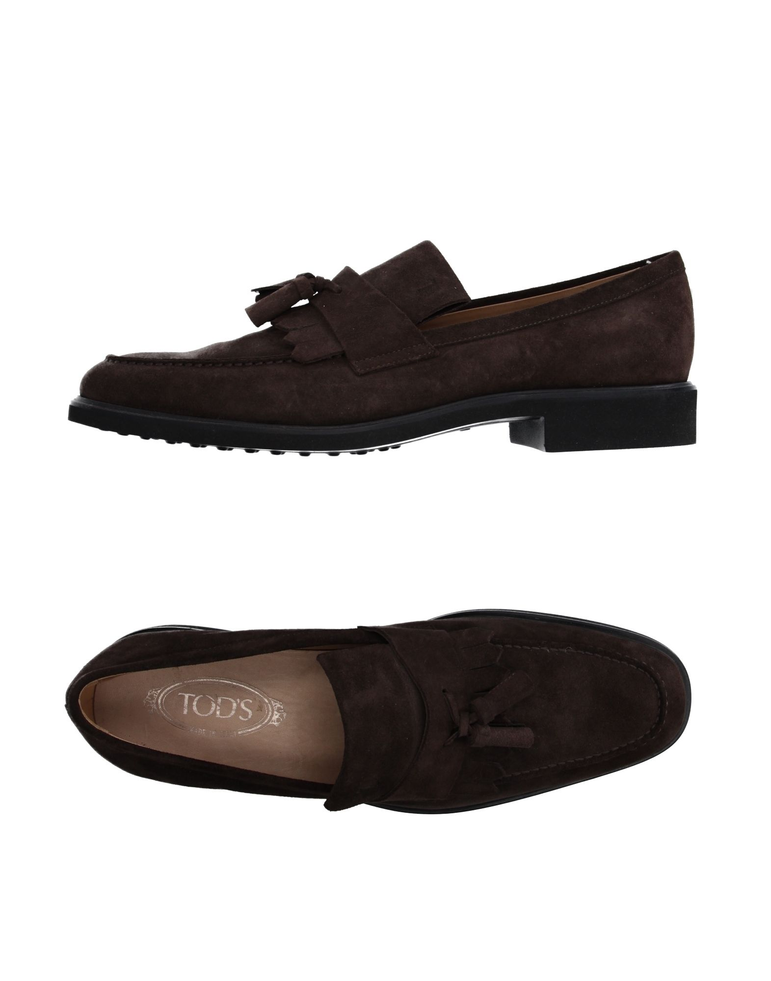 Tod's Loafers - - - Men Tod's Loafers online on  United Kingdom - 11122123LL e60171