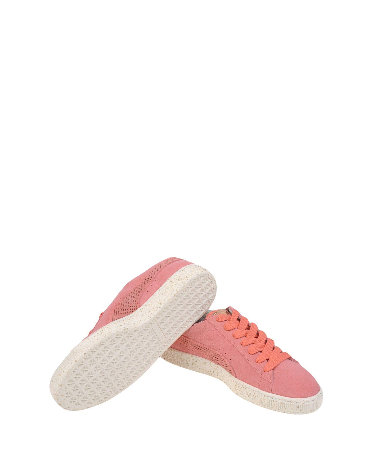 Sneakers Puma X Careaux Suede X Careaux X Rose - Femme - Sneakers Puma X Careaux sur