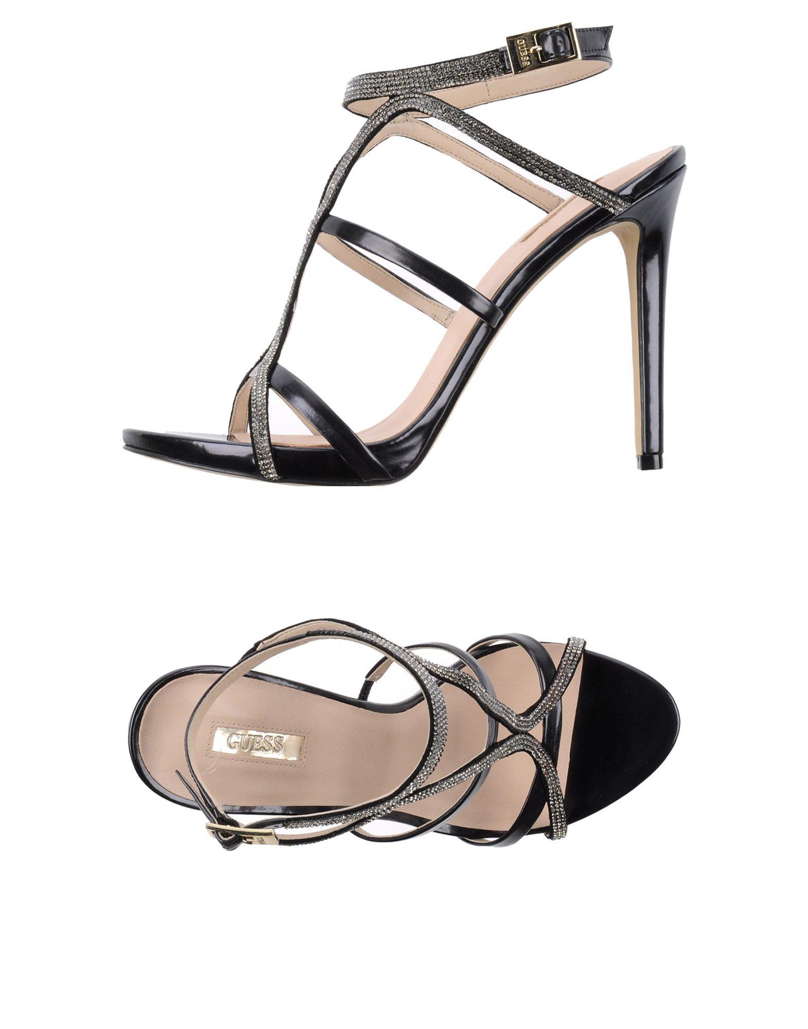 Gut um billige Schuhe  zu tragenGuess Sandalen Damen  Schuhe 11122222KO 1e9422