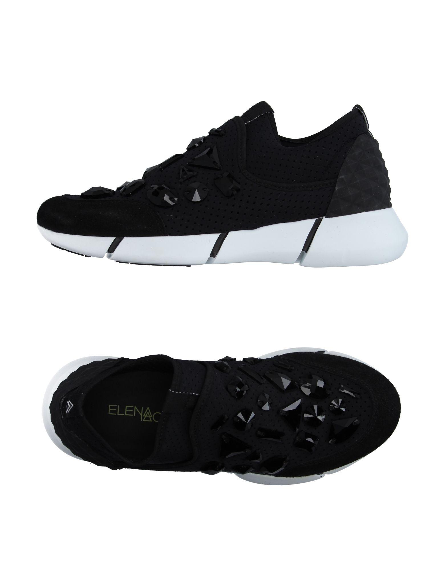 Elena Iachi 11122277KLGut Sneakers Damen  11122277KLGut Iachi aussehende strapazierfähige Schuhe 43f325