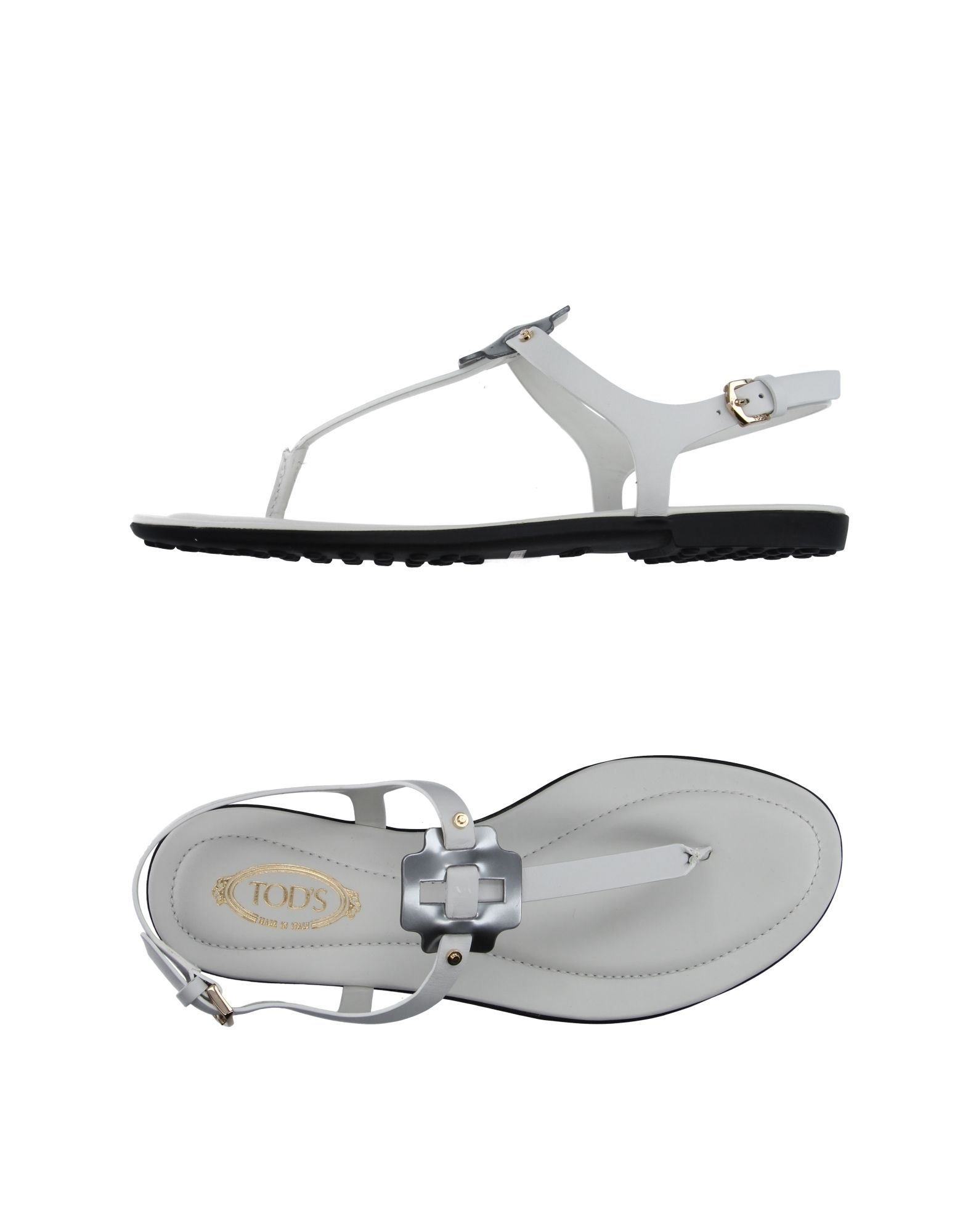 Tongs Tods Femme - Tongs Tods sur