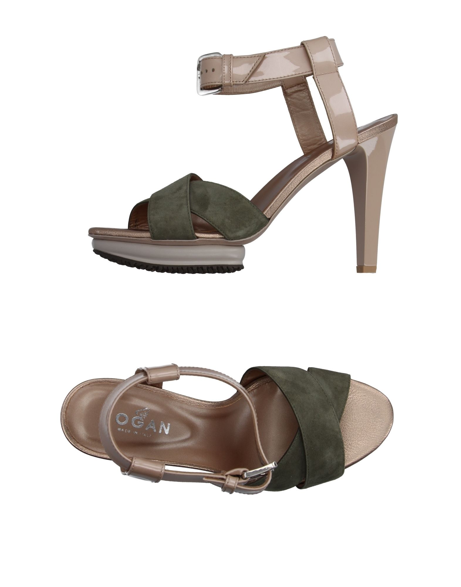 Hogan Damen Sandalen Damen Hogan 11122317JAGut aussehende strapazierfähige Schuhe b5f72a