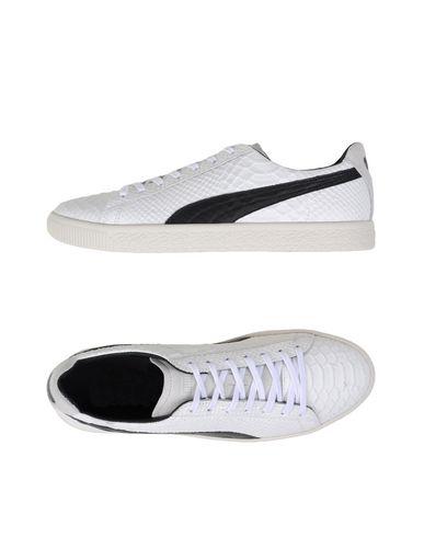 c8068b27c1f0 Puma Clyde Mii - Sneakers - Men Puma Sneakers online on YOOX Latvia ...