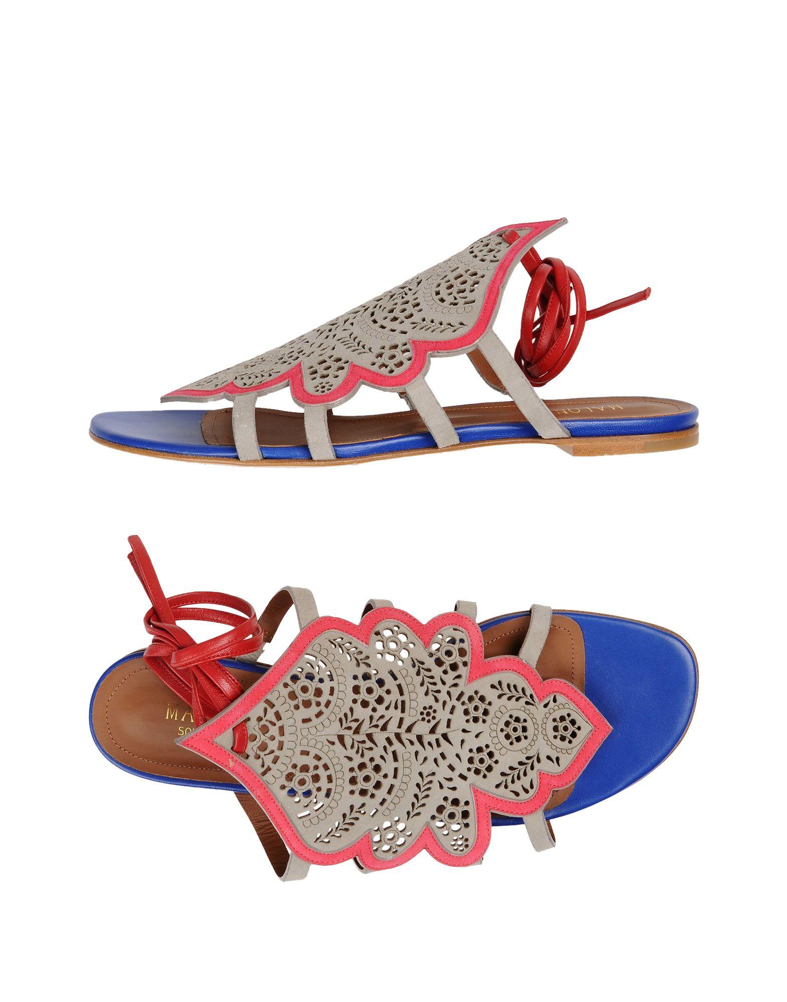 Rabatt Schuhe Malone Souliers Sandalen Damen  11122652NQ