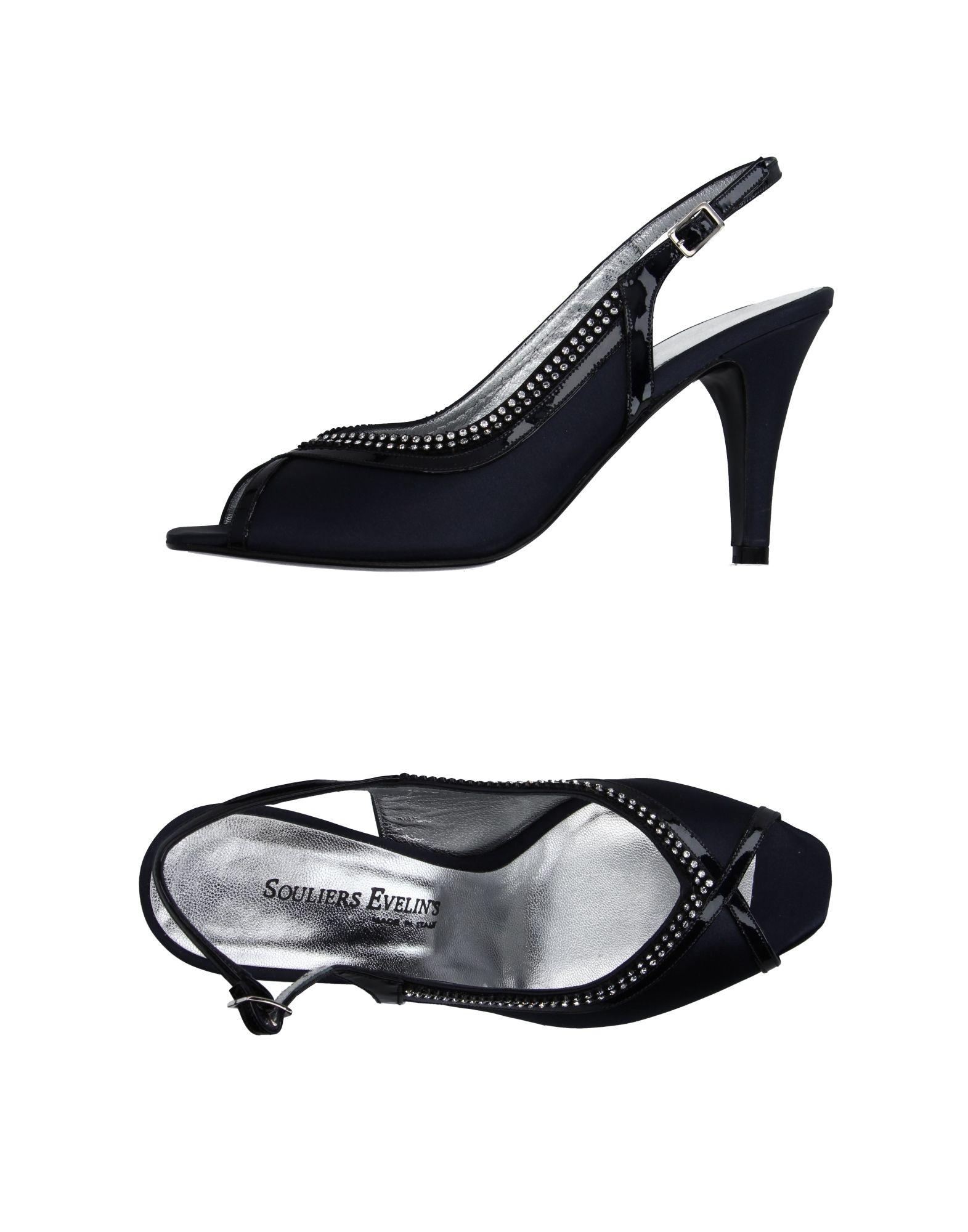 Souliers Evelin's Sandalen Damen  11122764ED Gute Qualität beliebte Schuhe