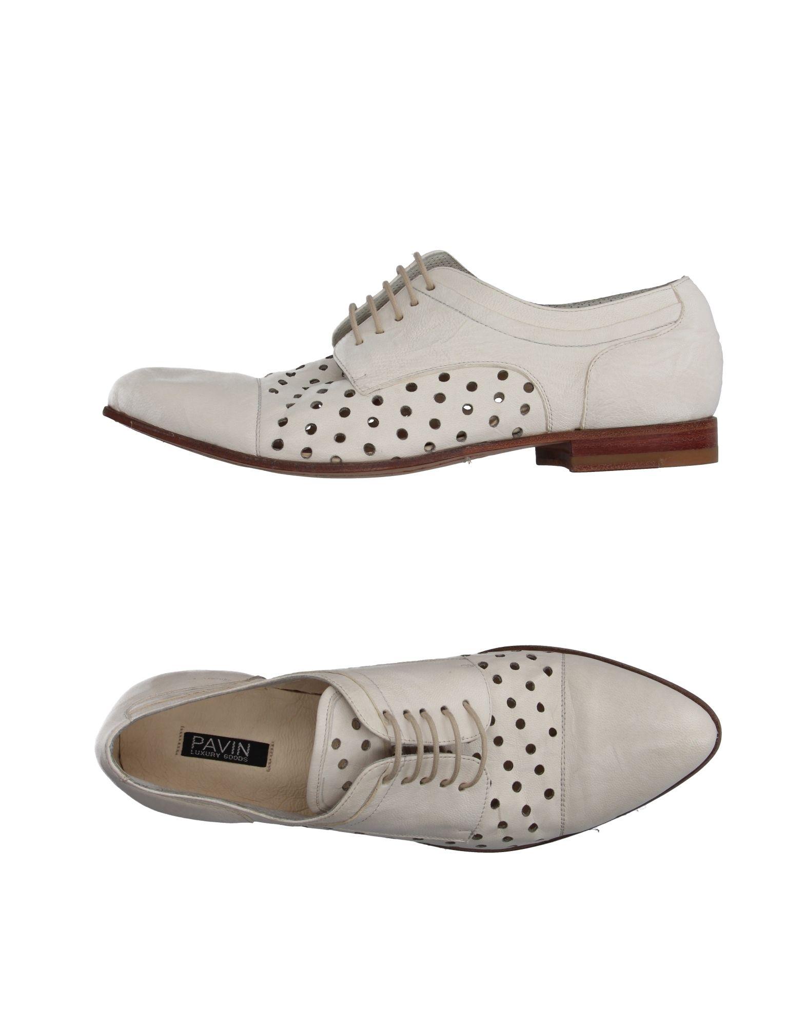 Stilvolle billige Schuhe Pavin Schnürschuhe 11122936WQ Damen  11122936WQ Schnürschuhe 5bace9