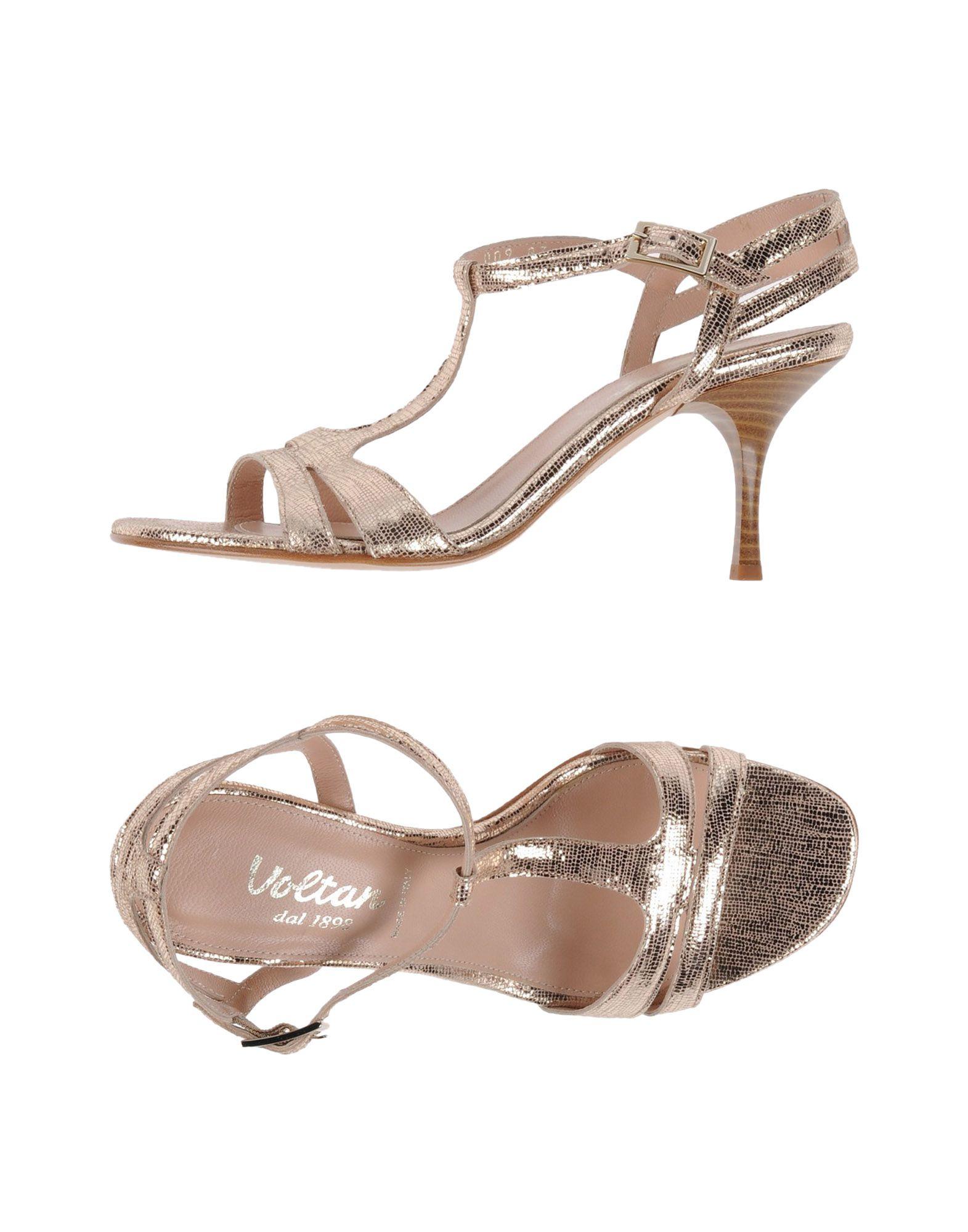 Zapatos casuales salvajes Sandalia Voltan Mujer - Sandalias Voltan  Platino Platino  49b922