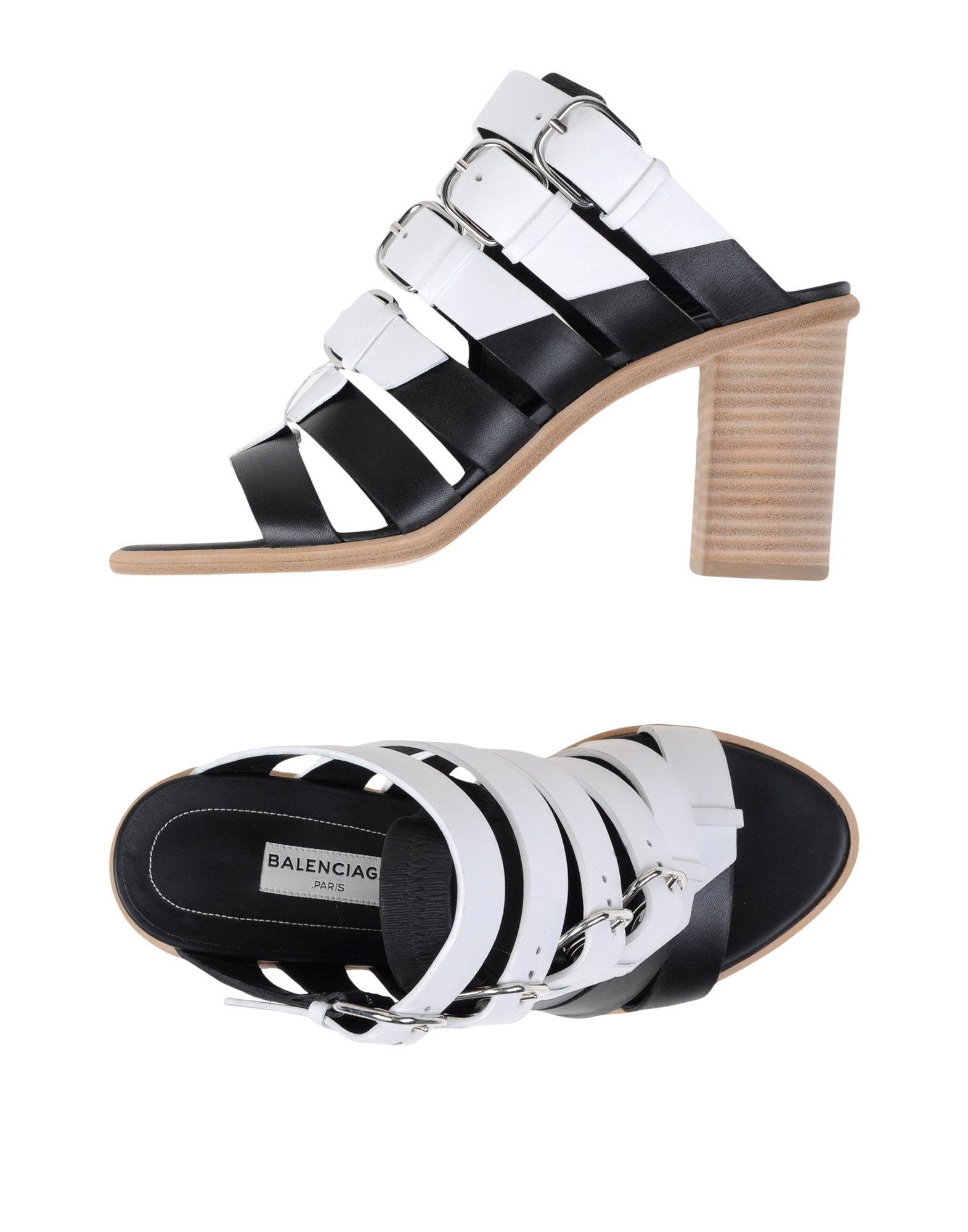 Rabatt Schuhe Balenciaga Sandalen Damen  11123013VX