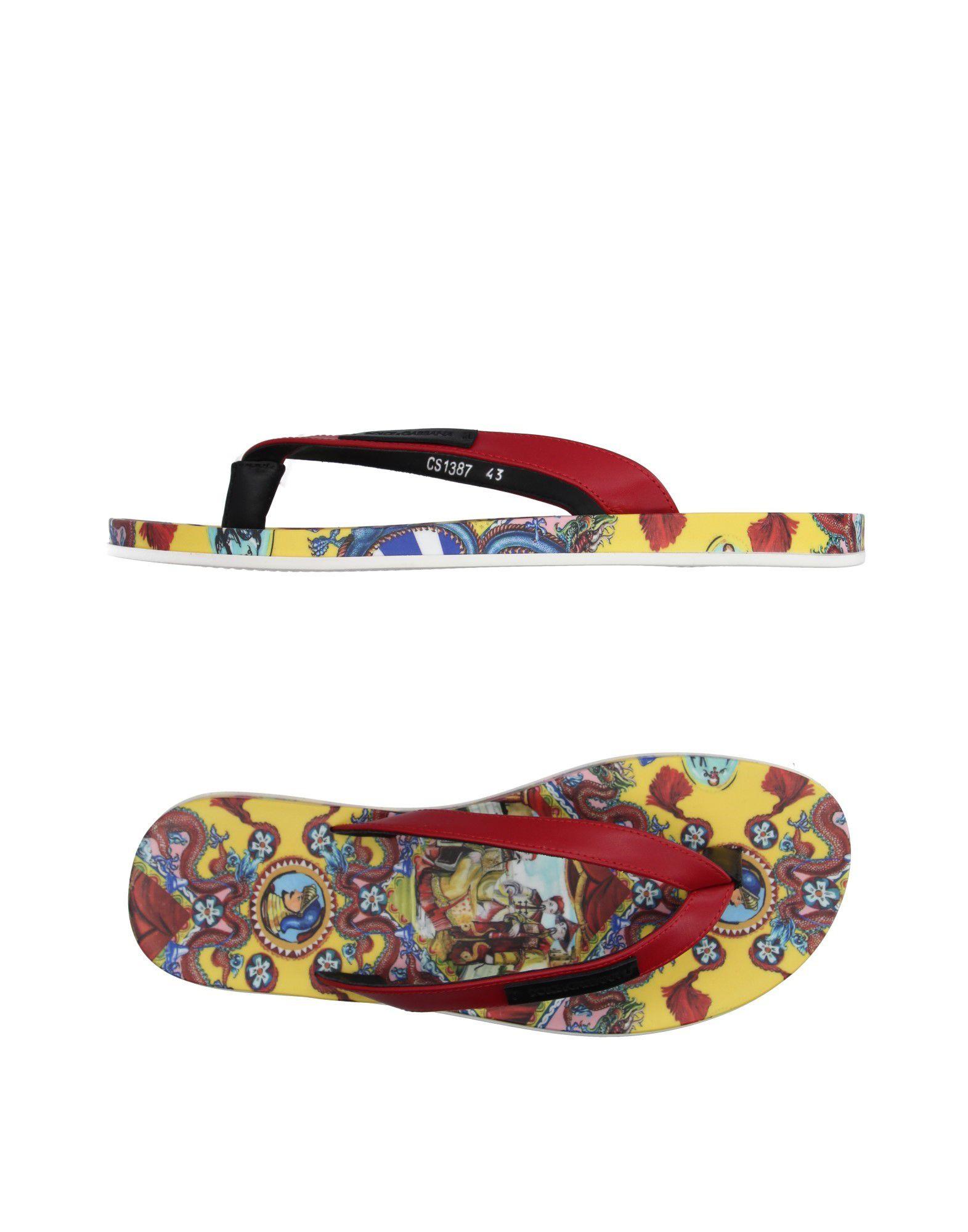 Infradito Dolce & Gabbana Uomo - 11123140GL